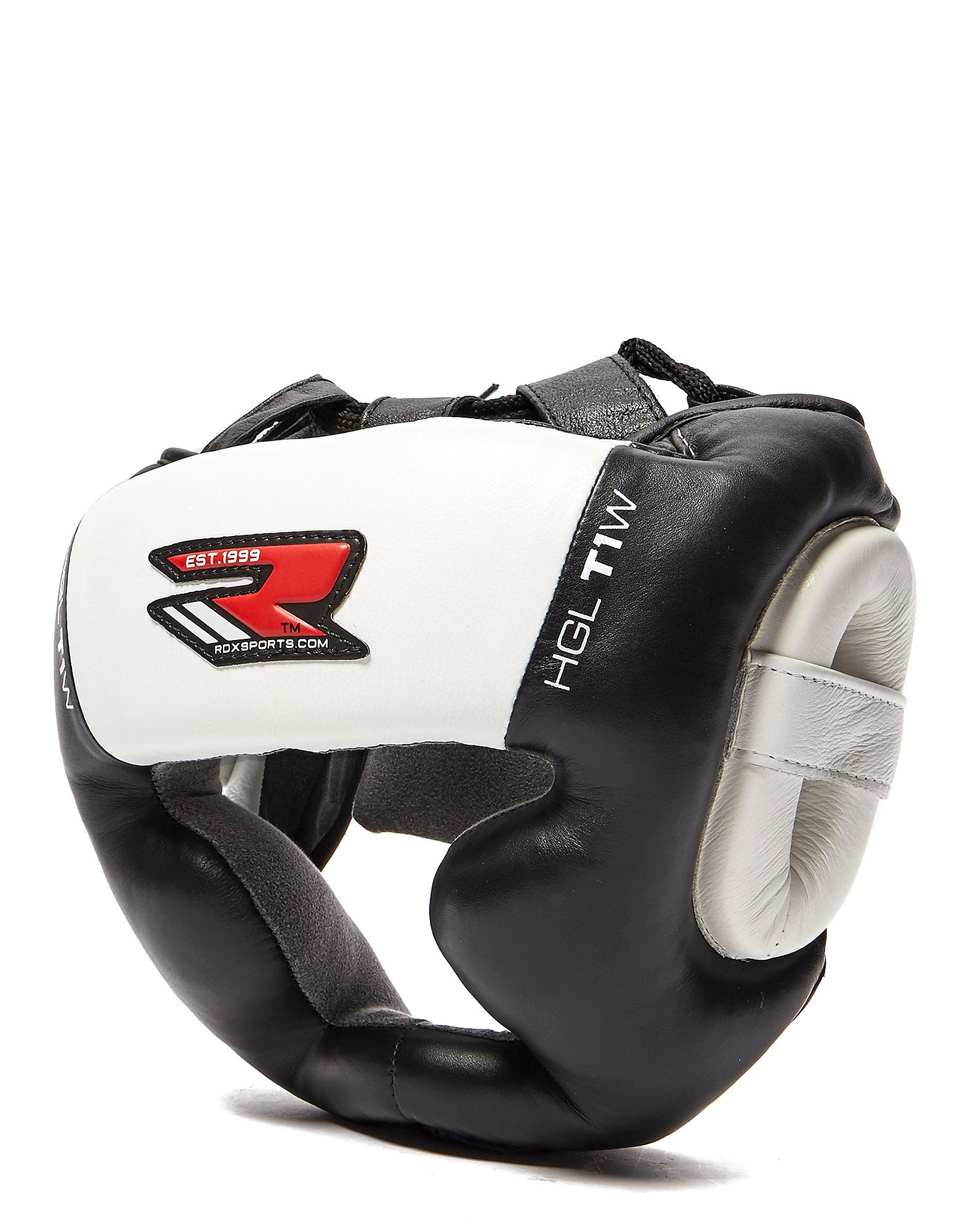 RDX INC Zero Impact Leather Headguard