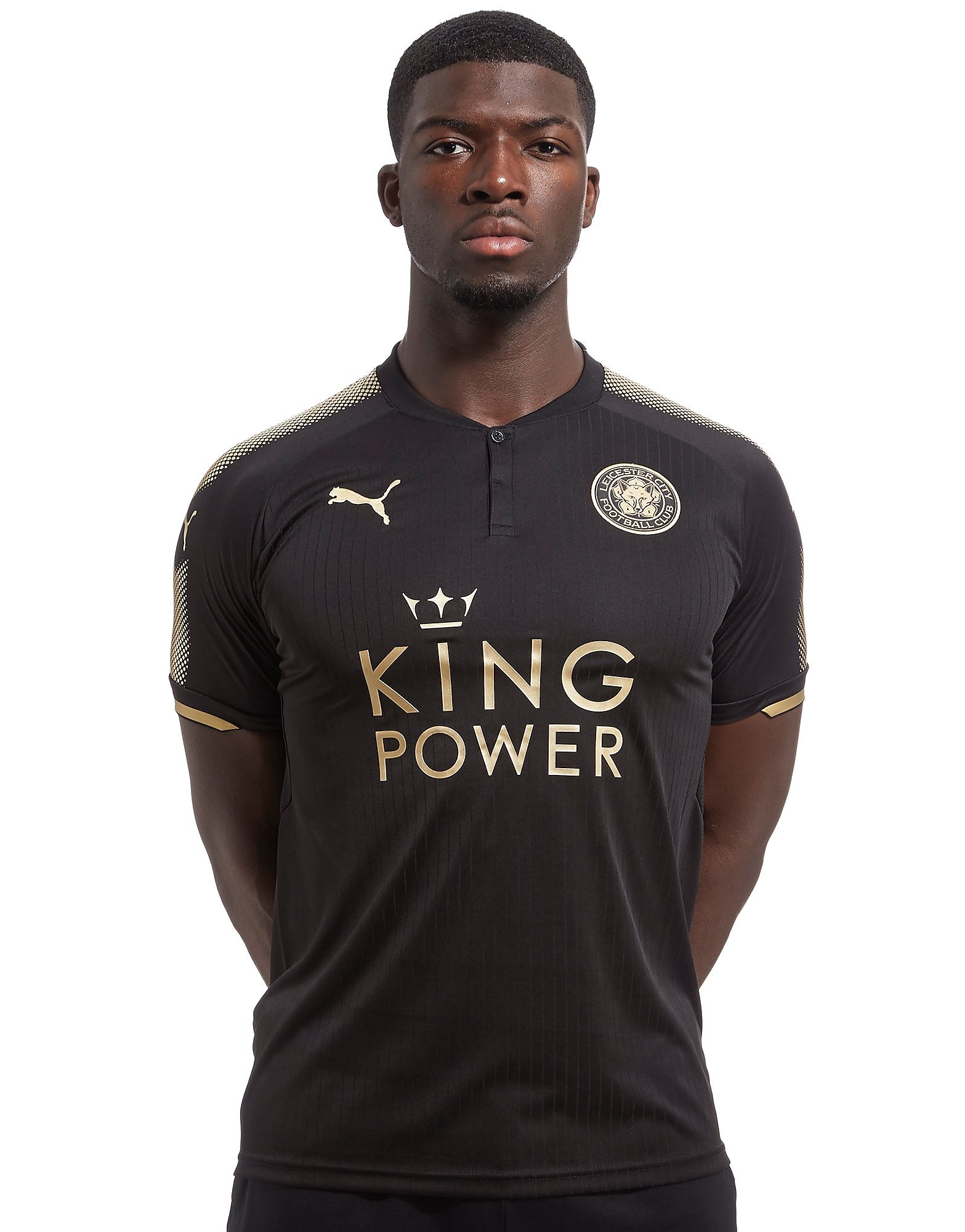 PUMA Leicester City 2017/18 Away Shirt Heren