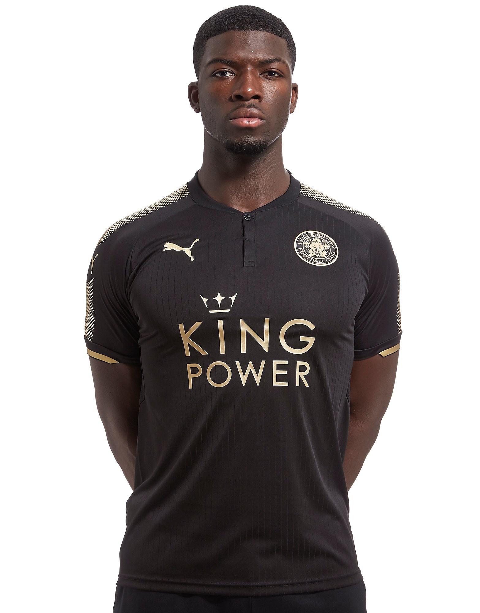 PUMA camiseta Leicester City 2017/18 2.ª equipación