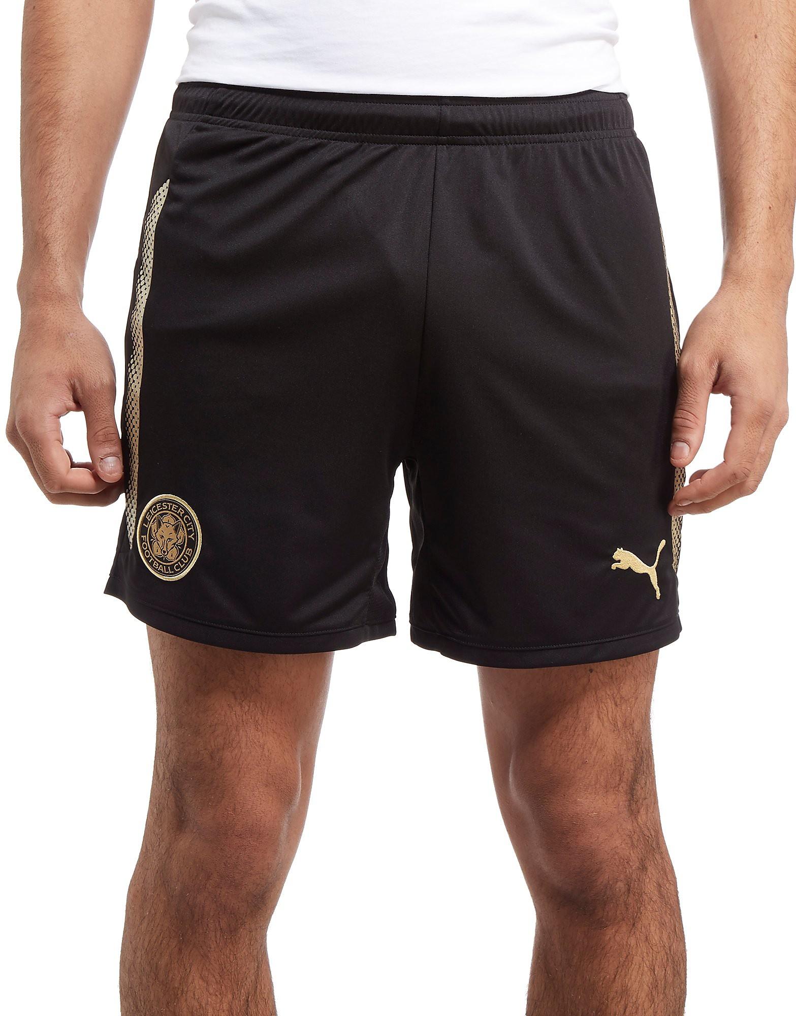 PUMA pantalón corto Leicester City 2017/18 2.ª equipación
