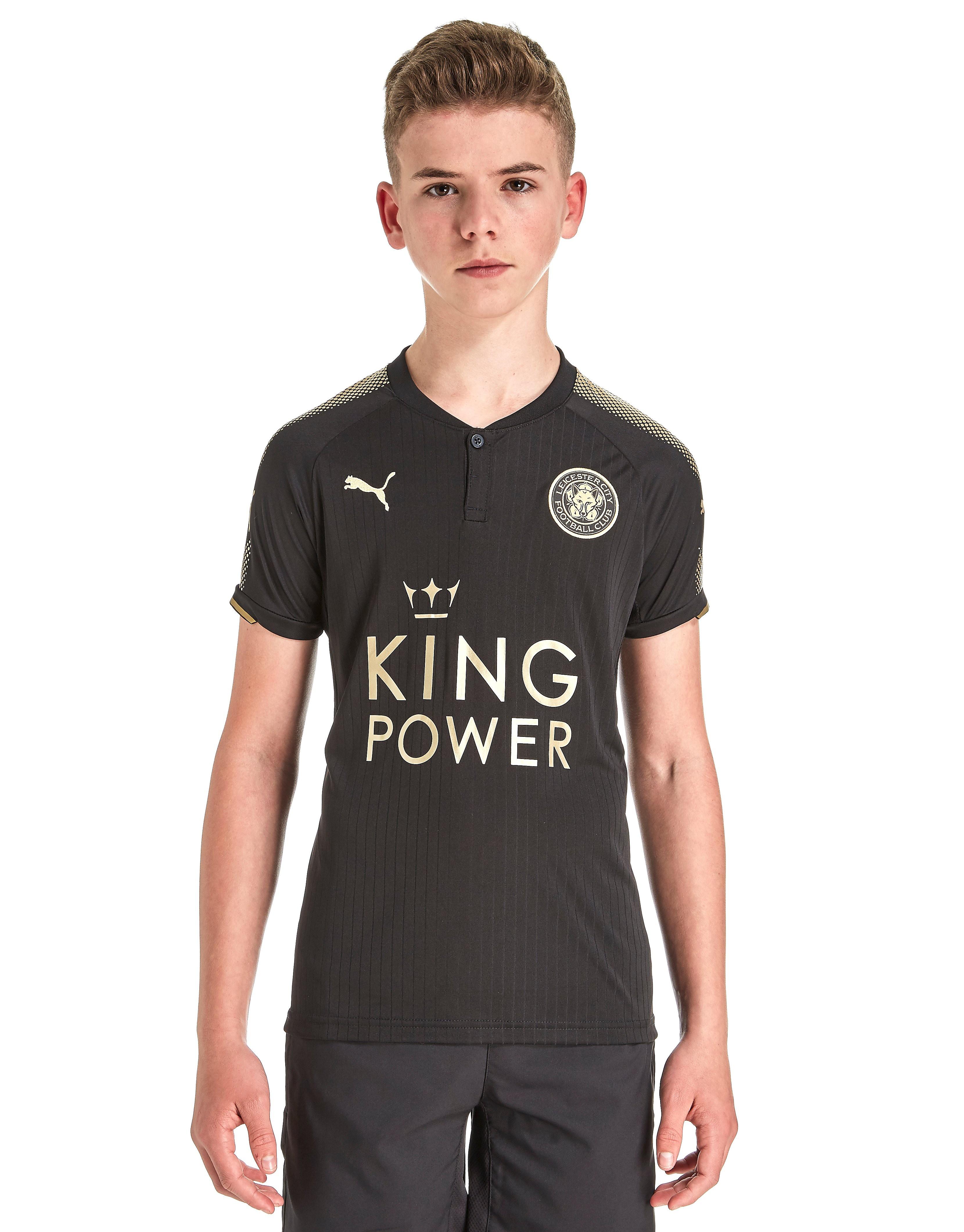 PUMA Leicester City FC 2017/18 Away Jersey Junior