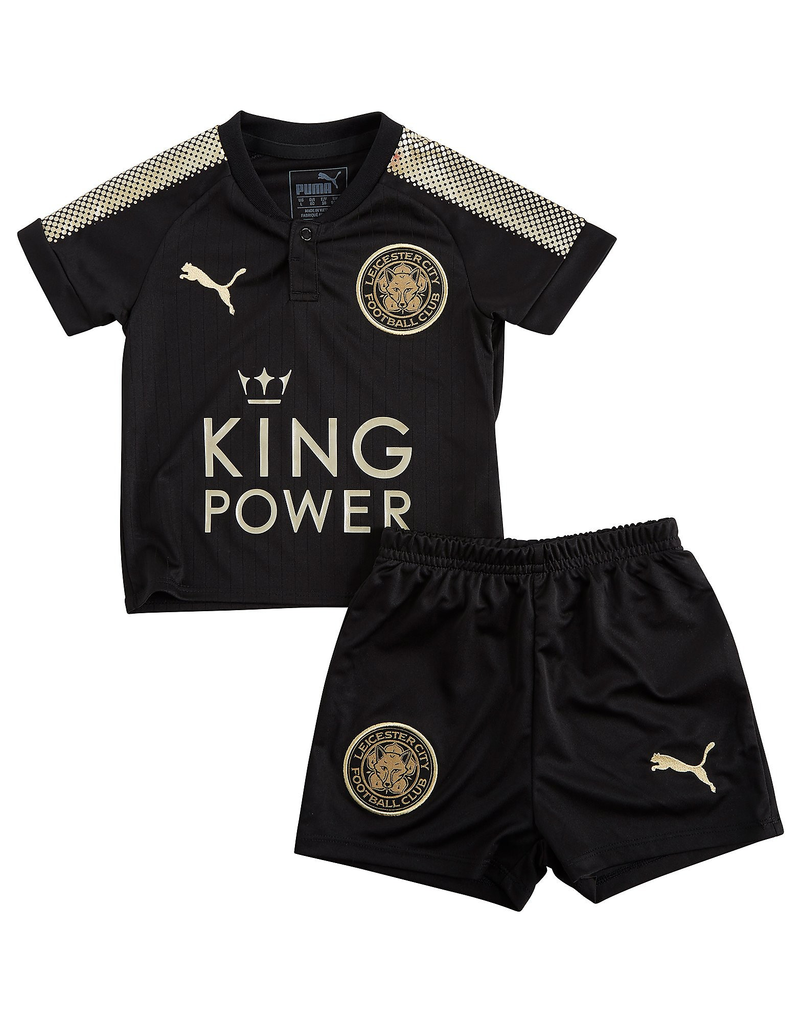 PUMA Leicester City FC 2017/18 Away Kit Infant