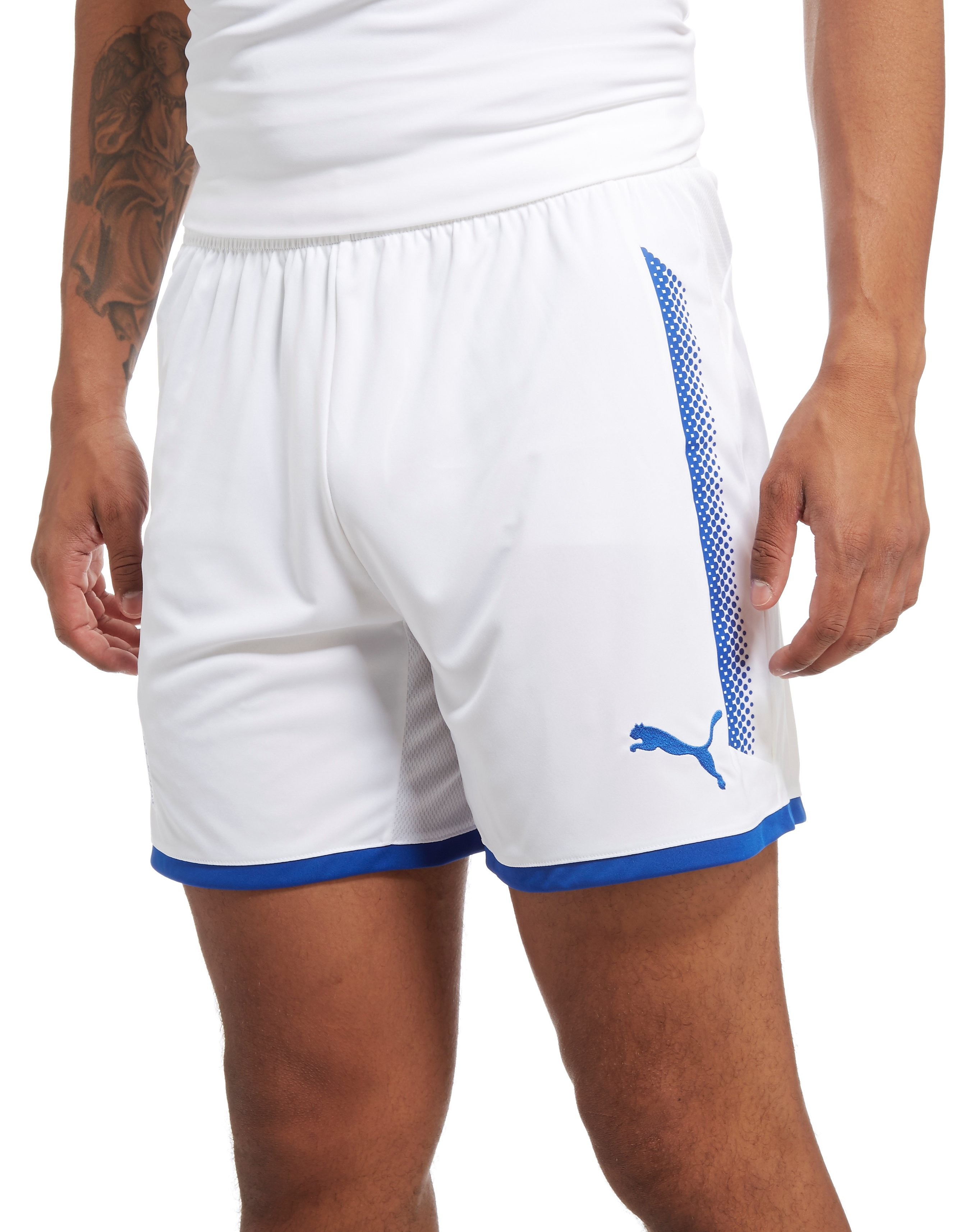 PUMA Leicester City 2017/18 Third Shorts