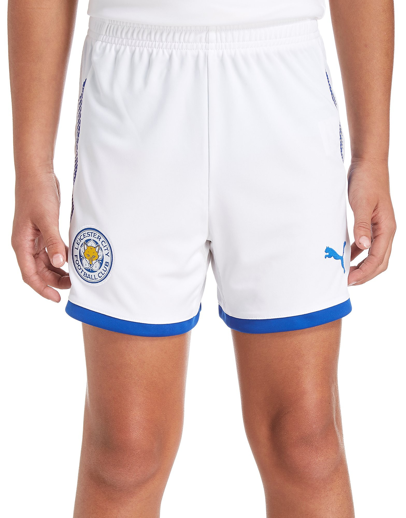 PUMA Leicester City FC 2017/18 Third Shorts Junior