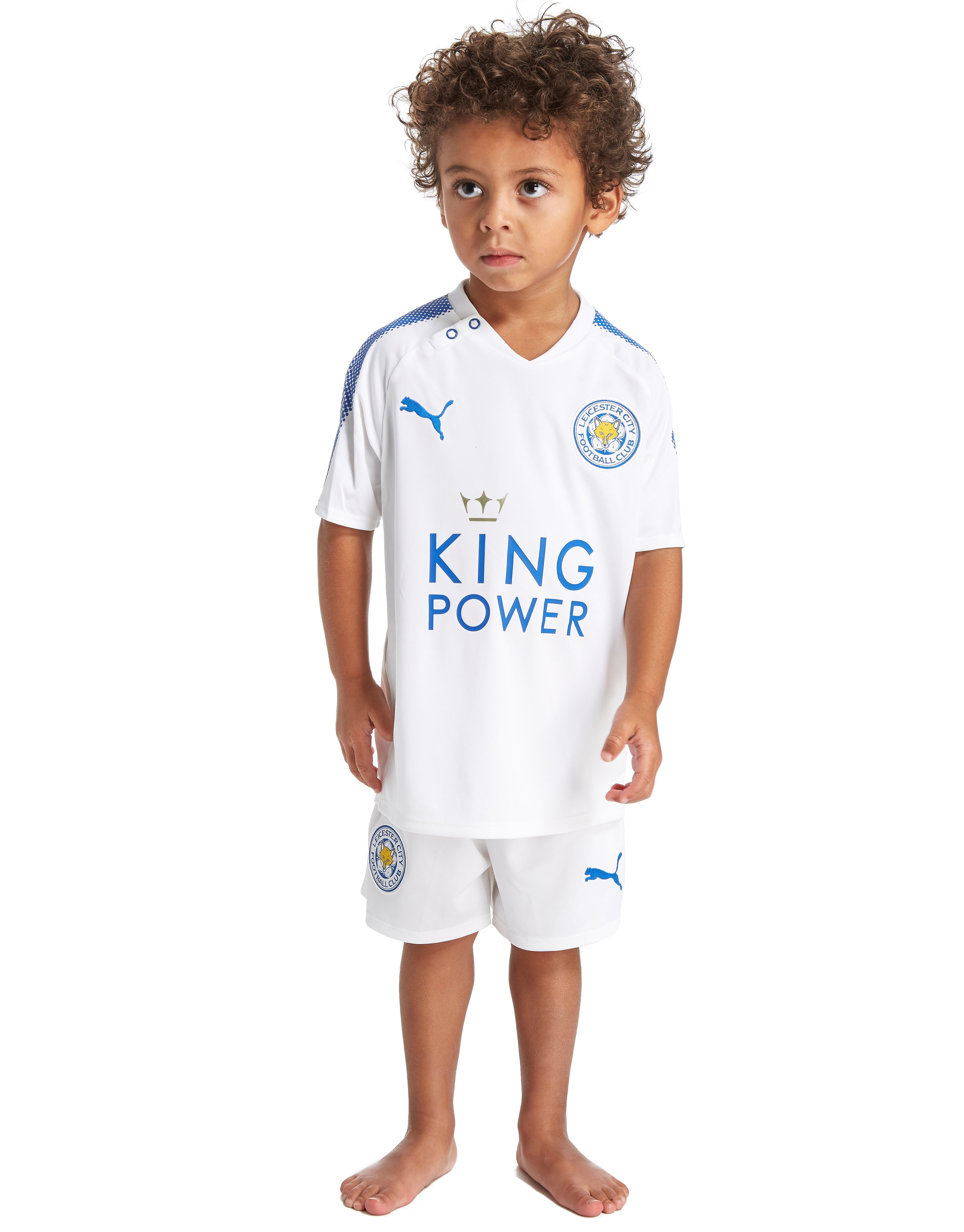 PUMA Leicester City FC 17/18 Mini Third Kit Infant