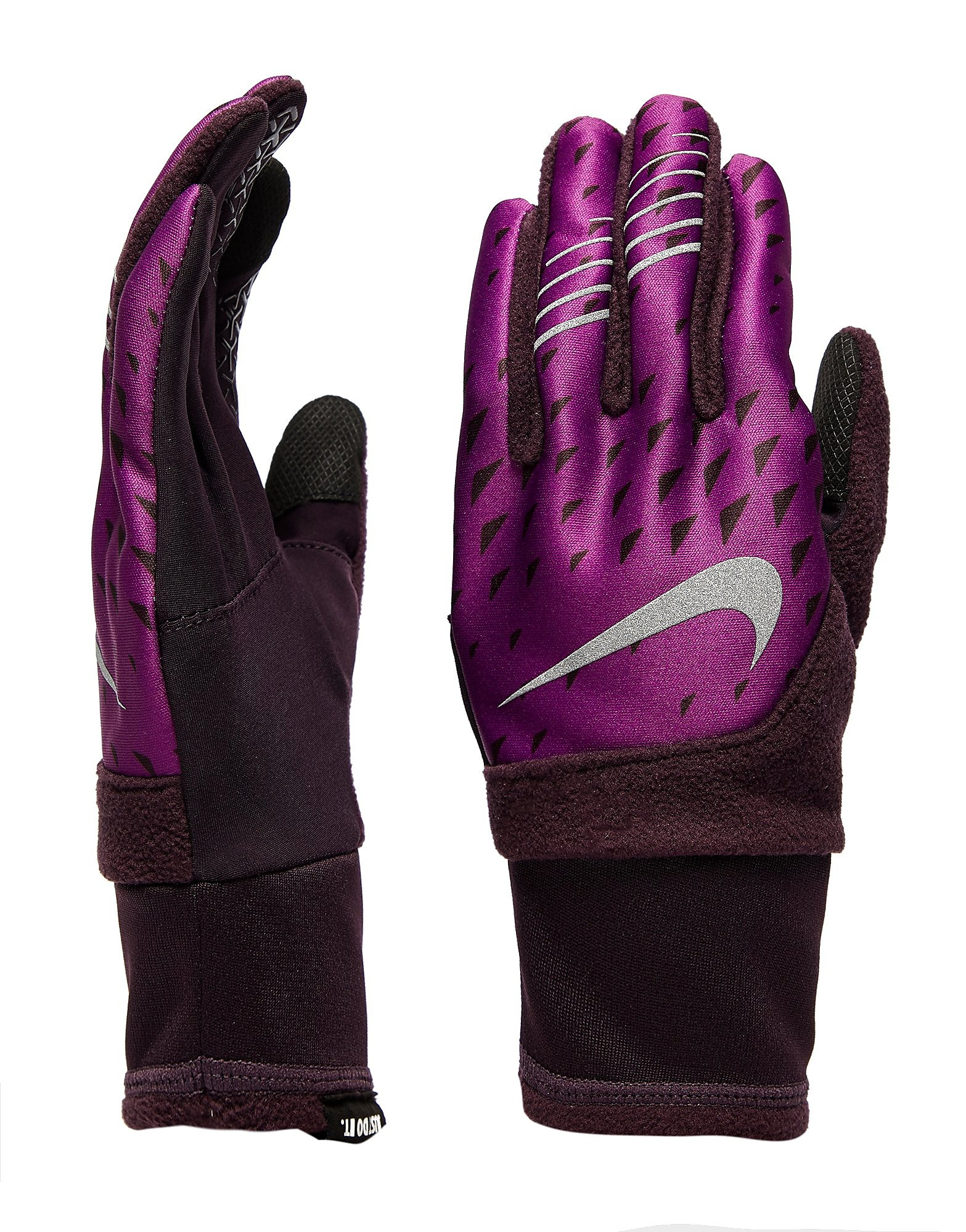 Nike Therma-Fit Running Gloves - Roze - Heren