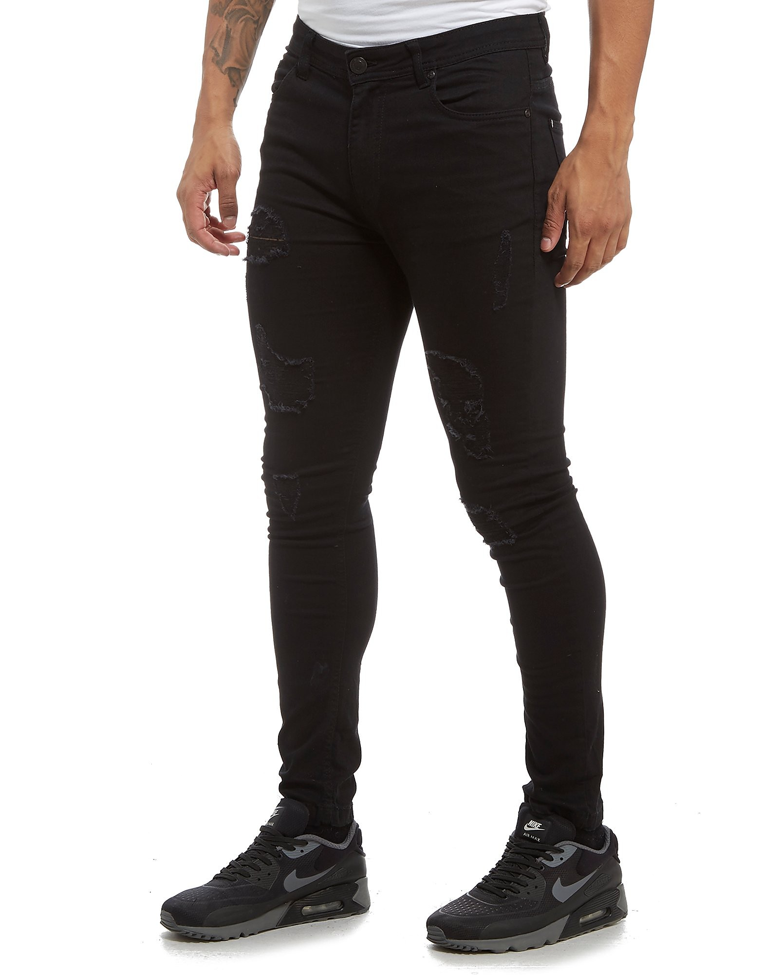 Supply & Demand Caliber Jeans - Only at JD, Black