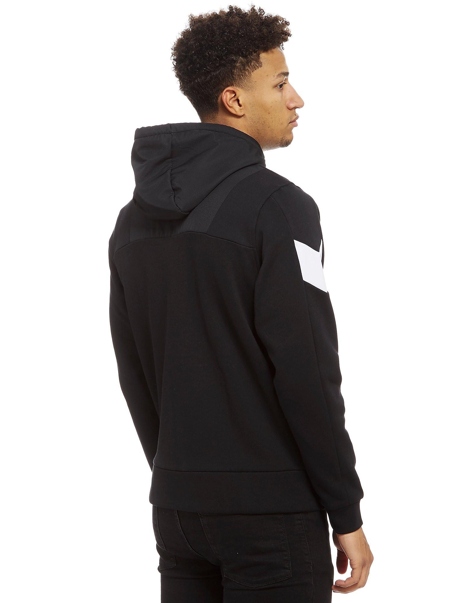 Lacoste Block Full Zip Hoodie