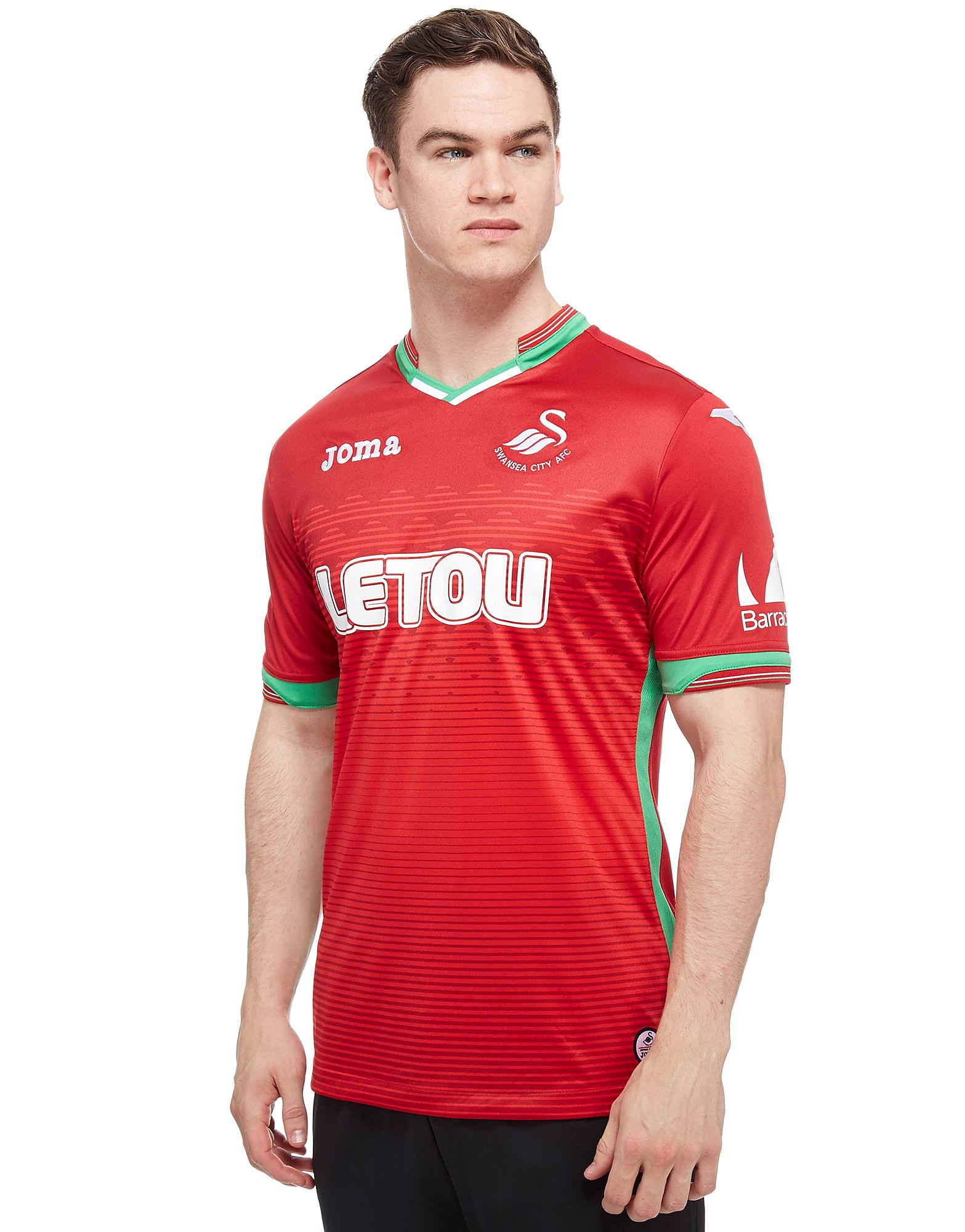 Joma Swansea City FC 2017/18 Away Shirt