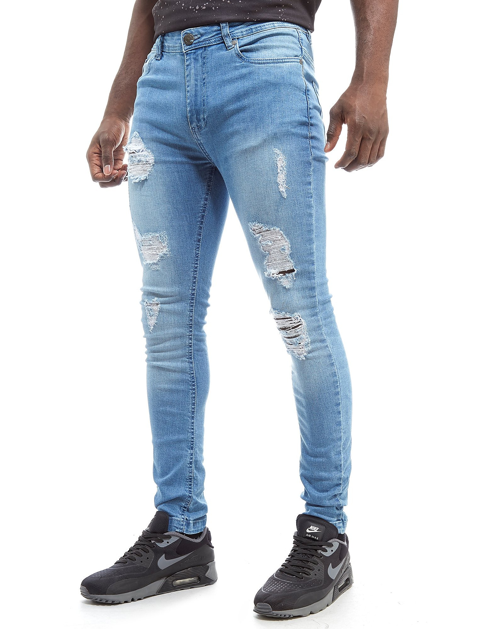 Supply & Demand Caliber Jeans - Only at JD, Blue