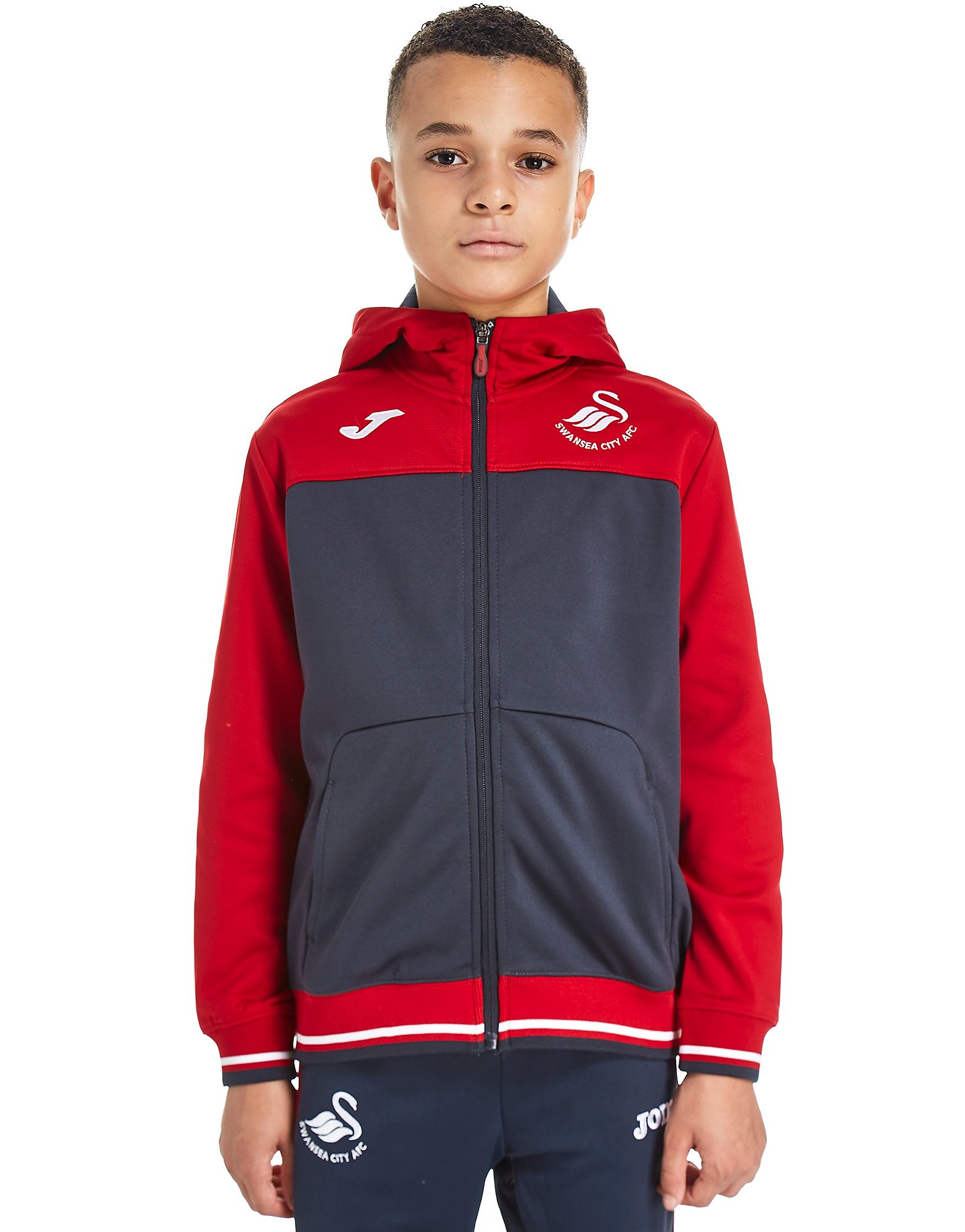 Joma Swansea City FC Training Hoodie Junior