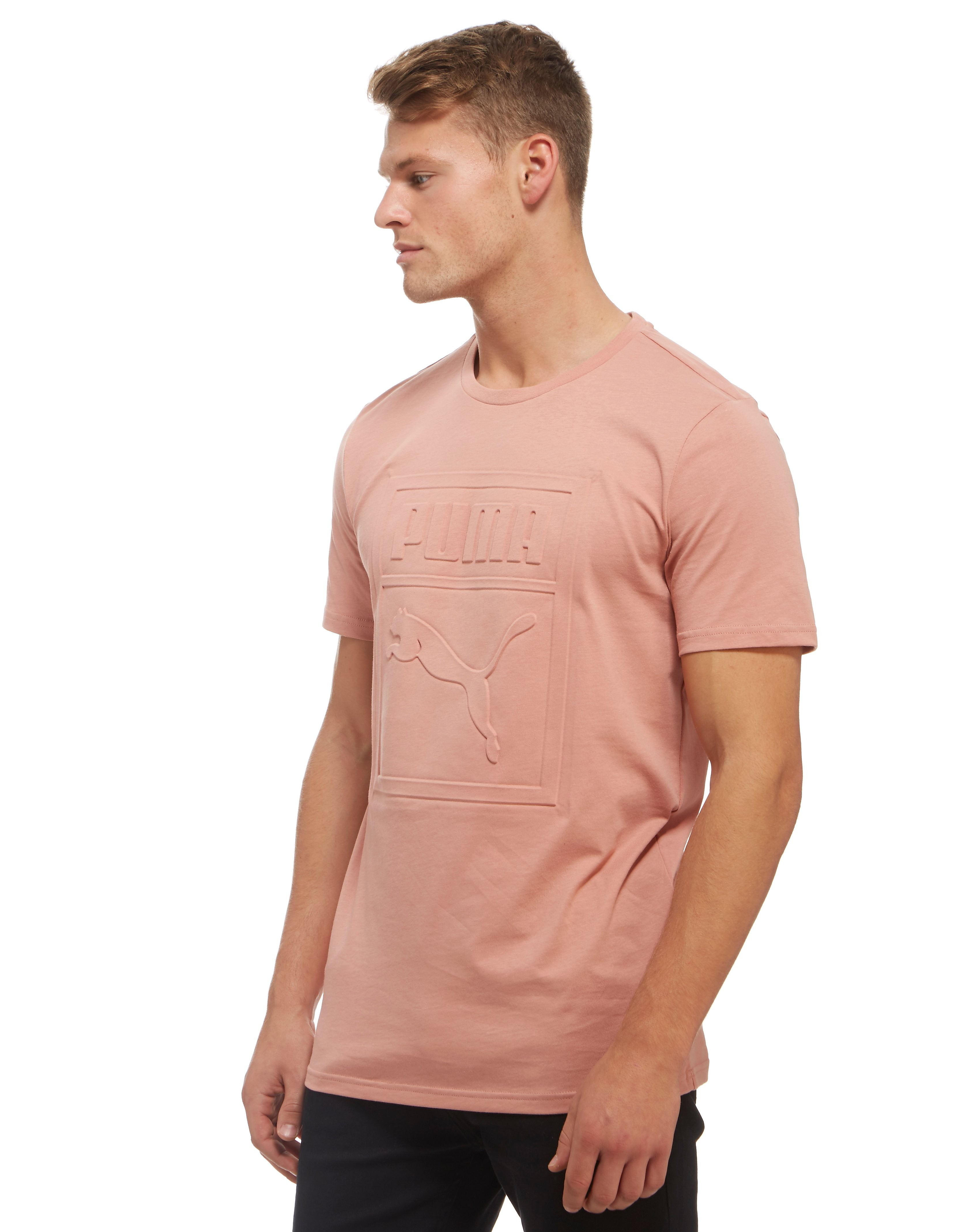 PUMA Embossed Logo T-Shirt