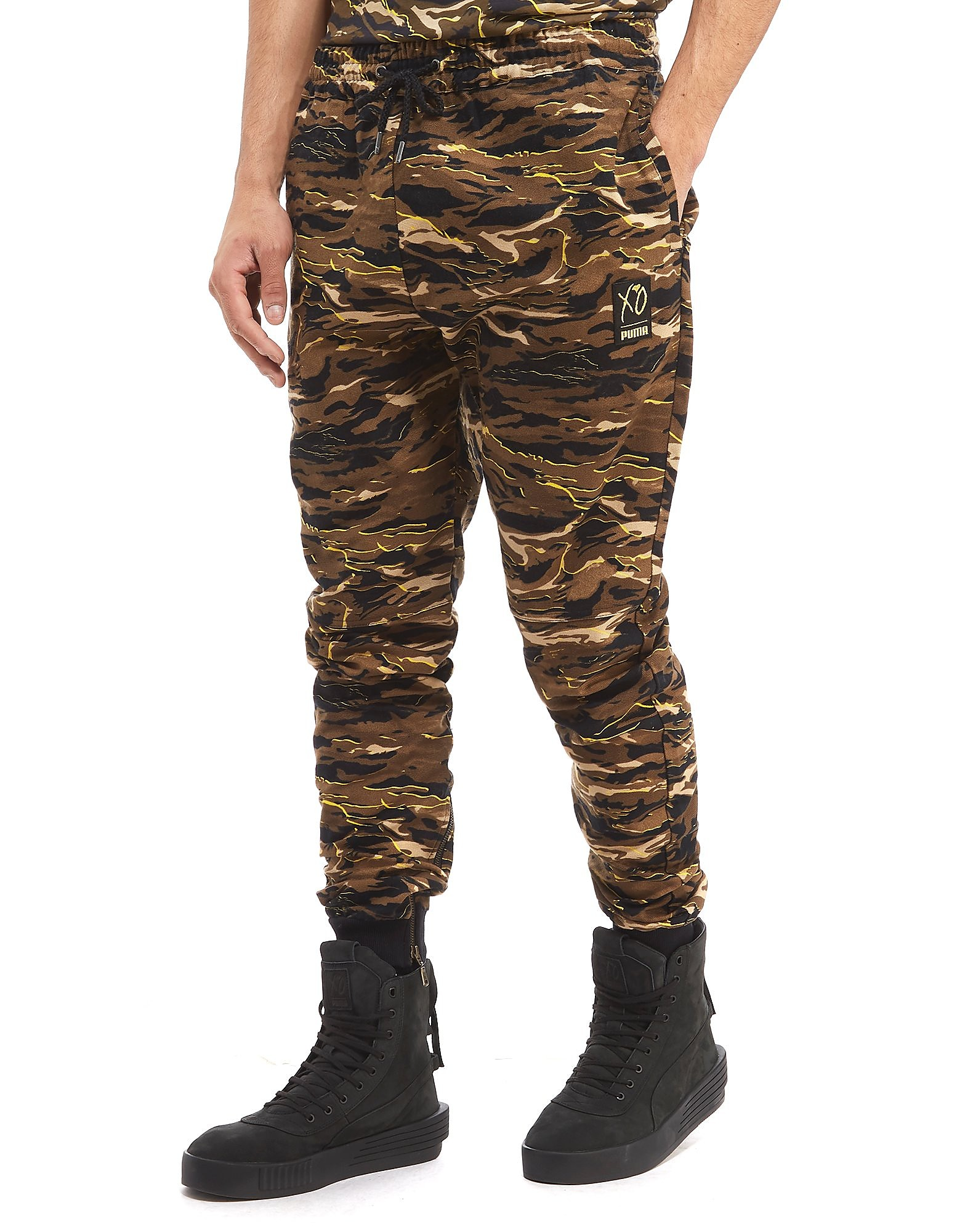 PUMA XO All-Over-Print Pants