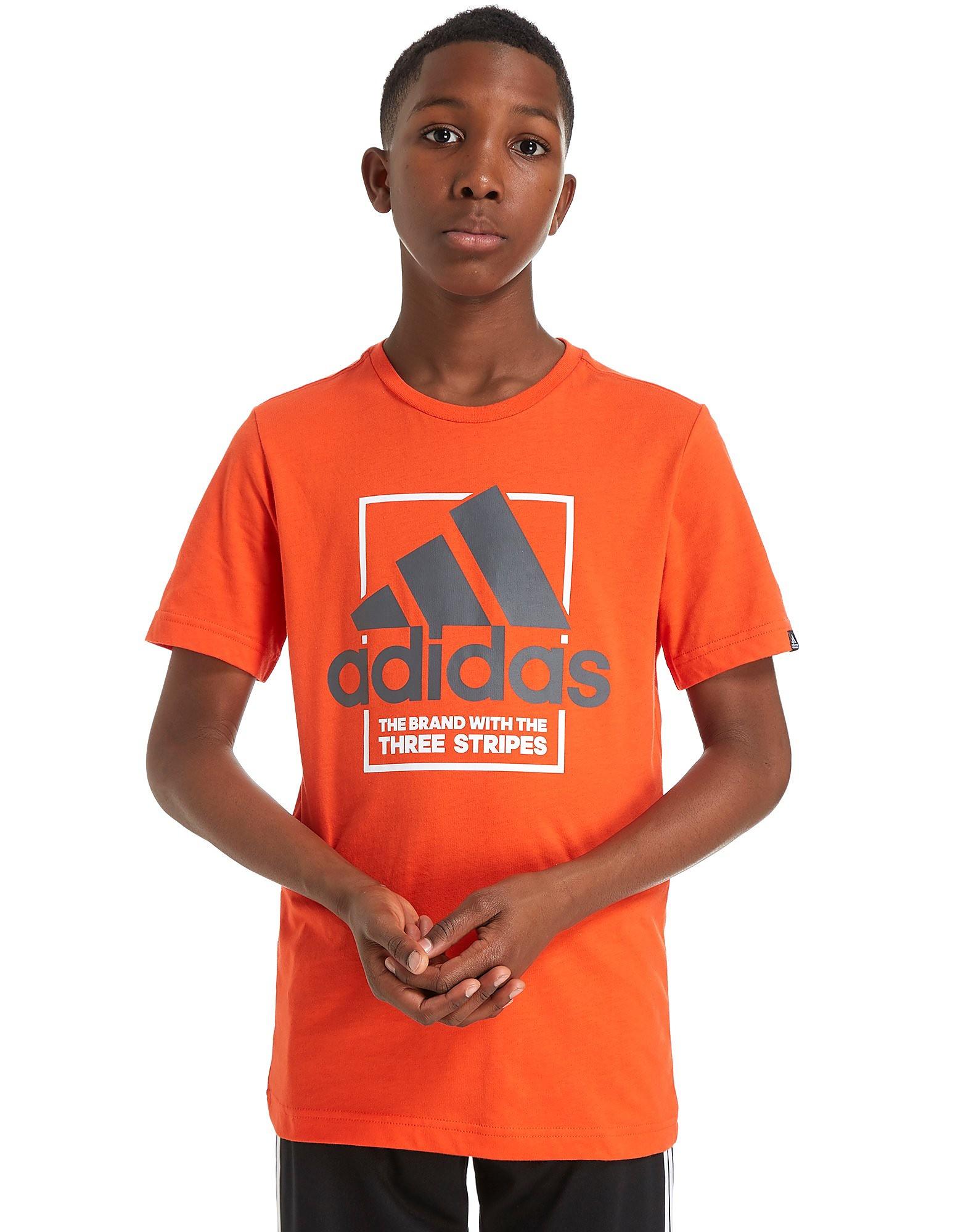 adidas Country T-Shirt Junior