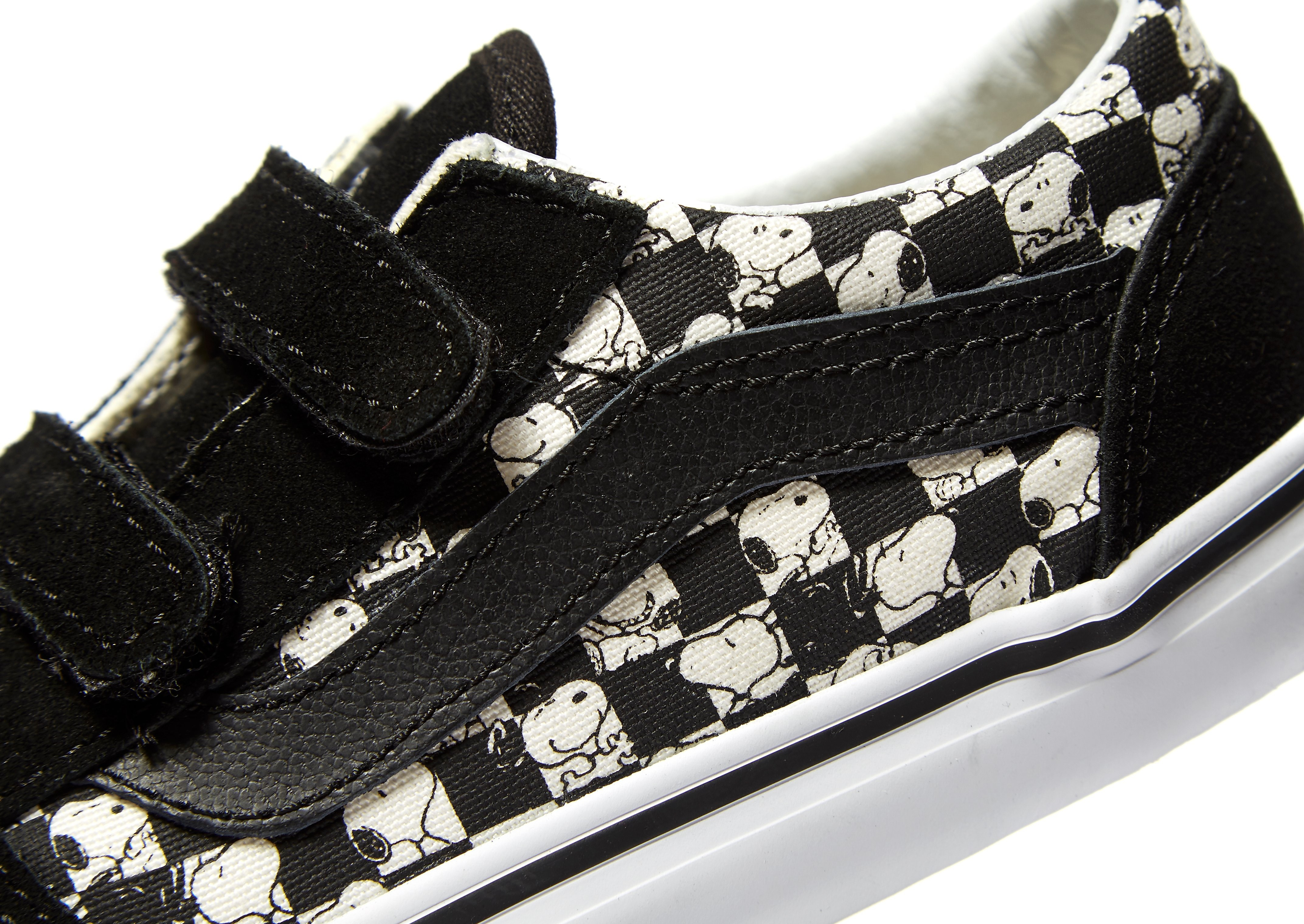 Vans Old Skool Snoopy Checker Infant