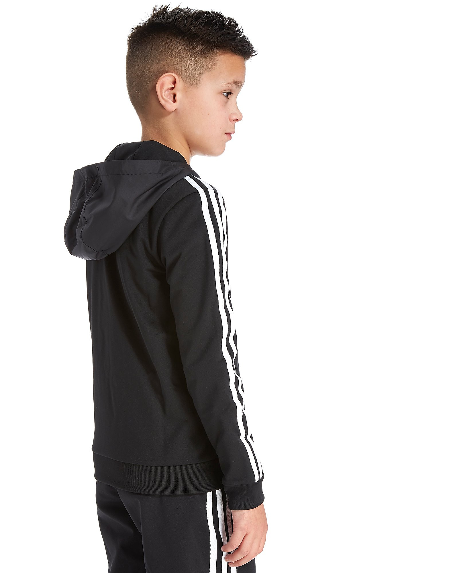 adidas Originals Overlay Hoodie Junior