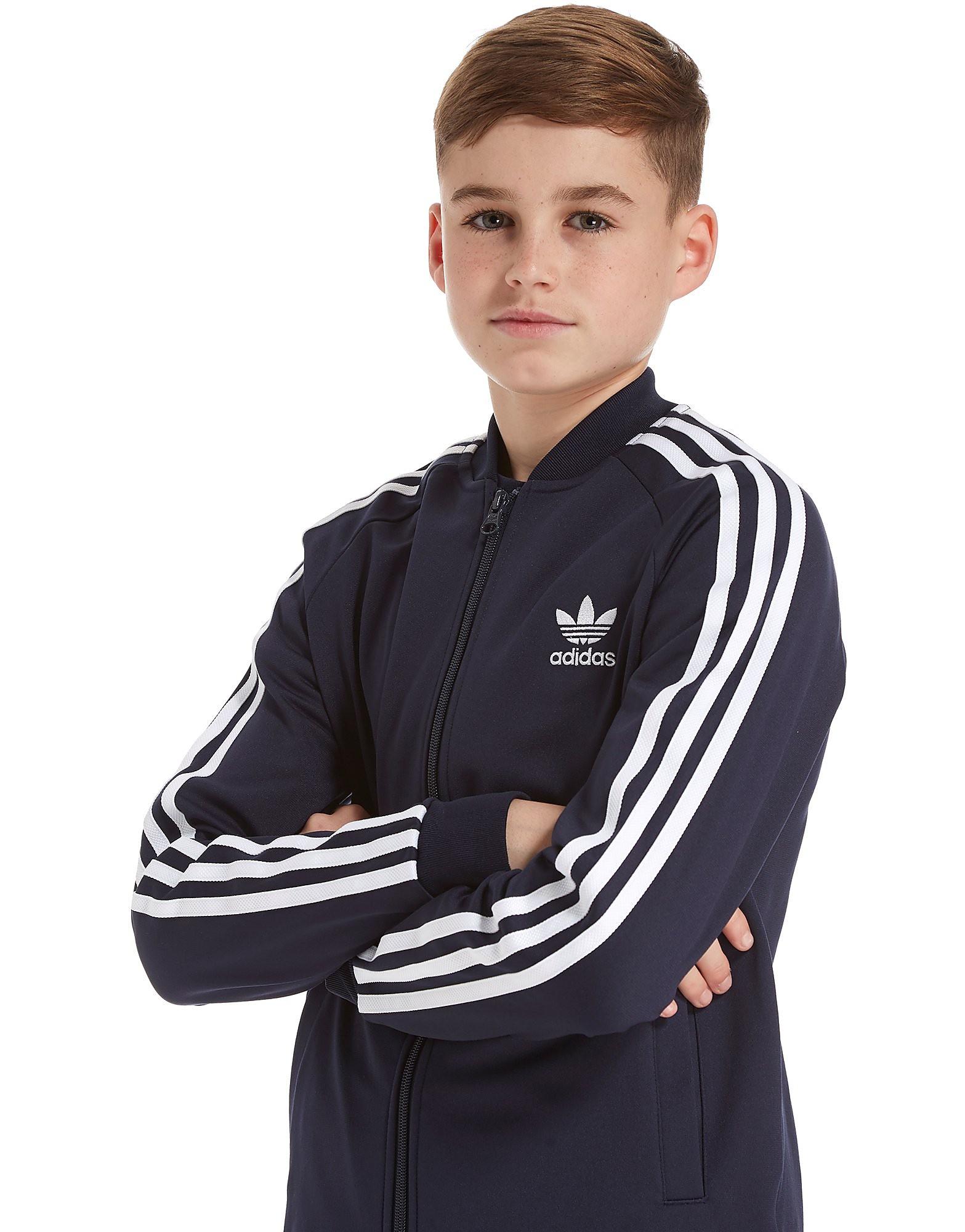 adidas Originals Superstar Trainingsjacke Junior