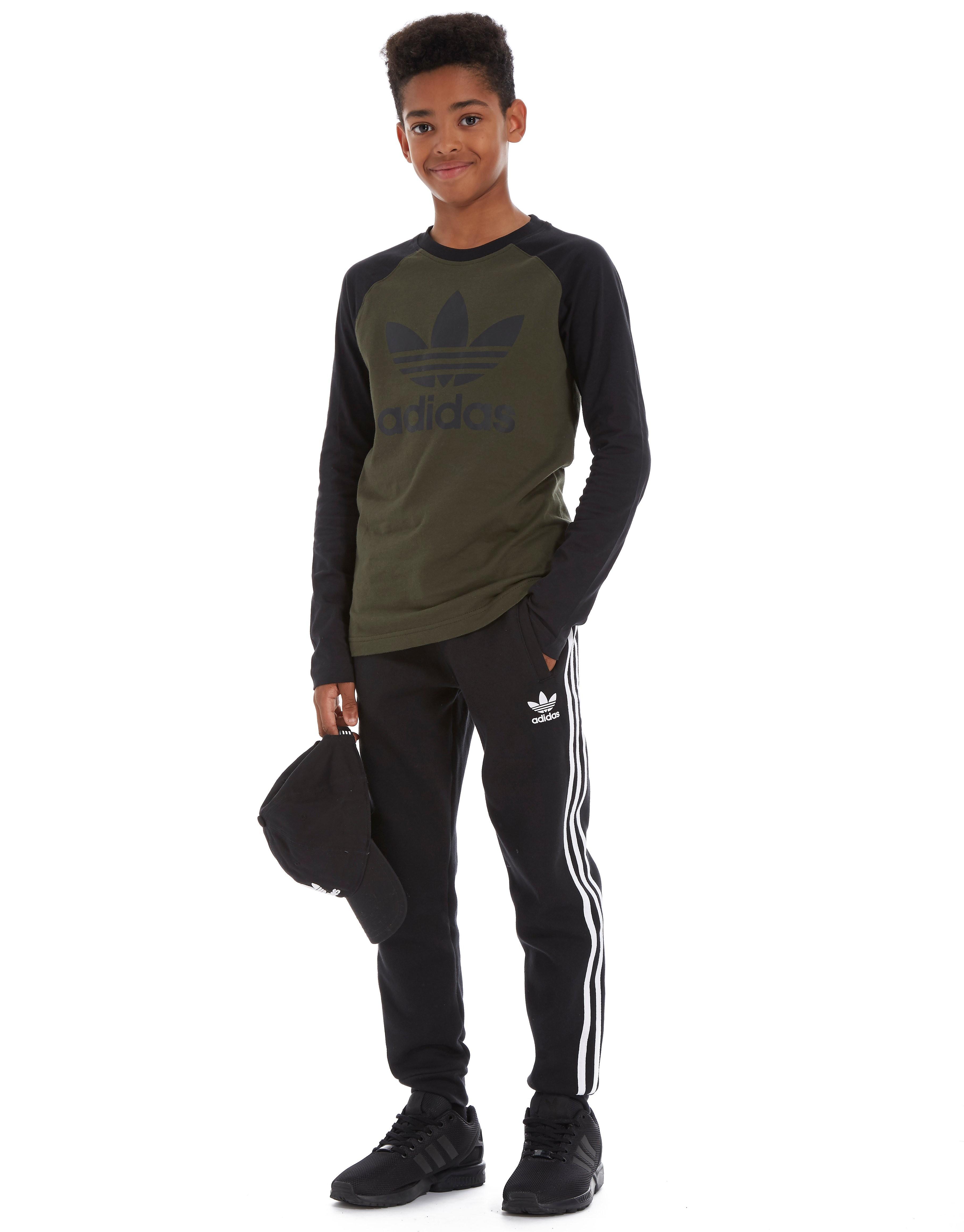adidas Originals Long Sleeve Trefoil T-Shirt Junior