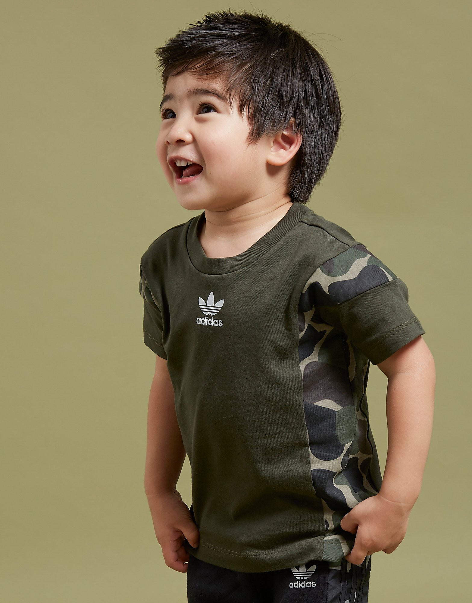 adidas Originals camiseta Europe infantil