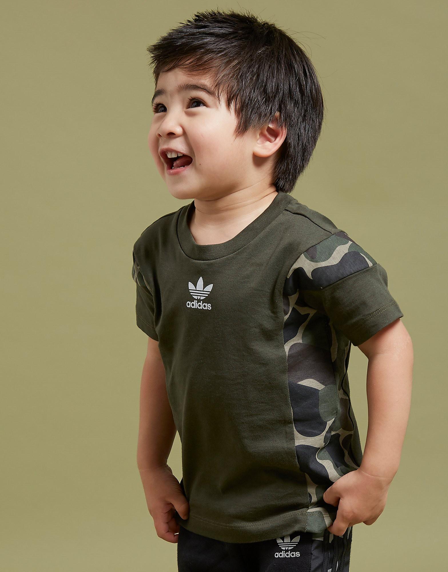 adidas Originals Europe T-Shirt Kleinkinder