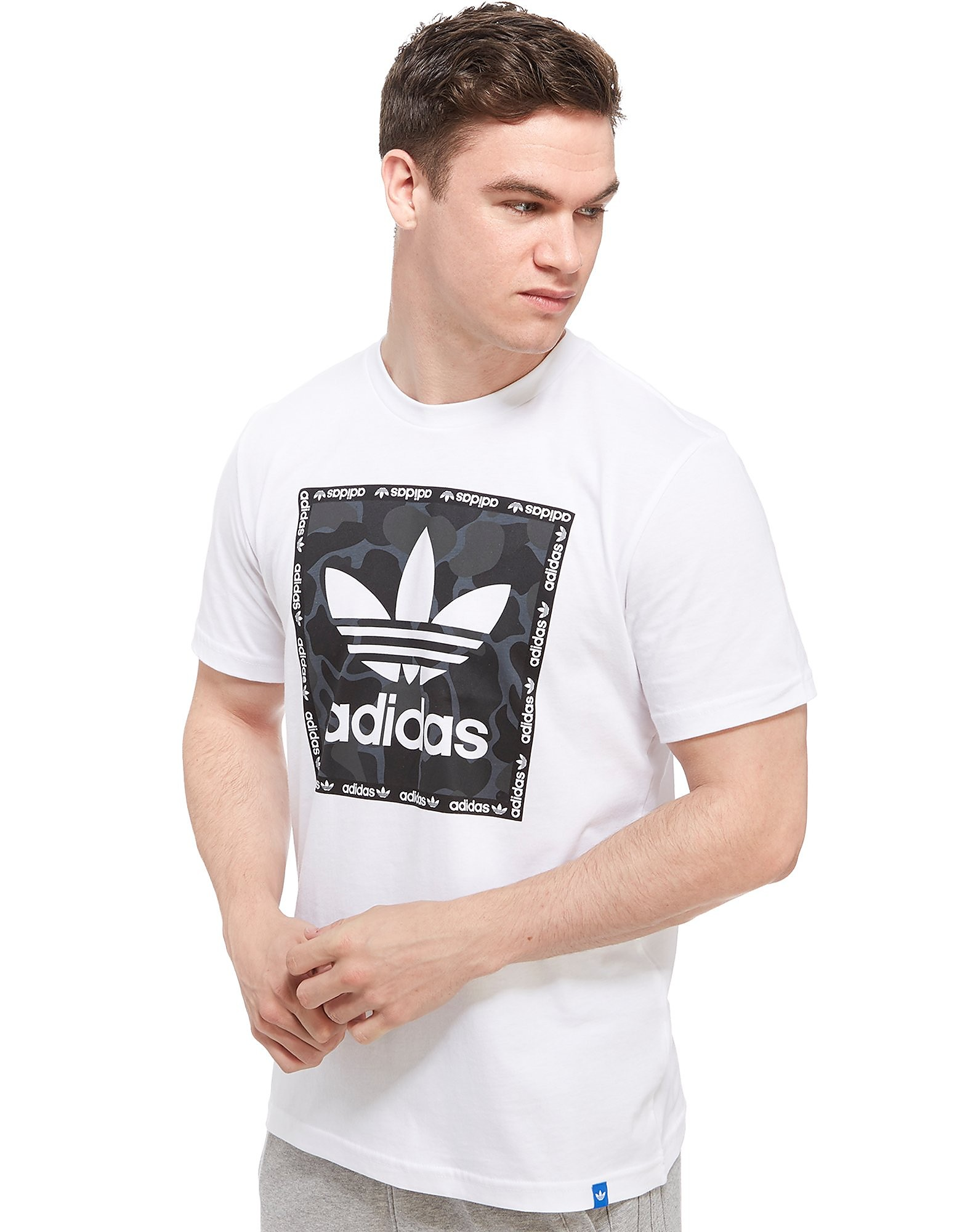 adidas Originals Trefoil Camo Box T-Shirt