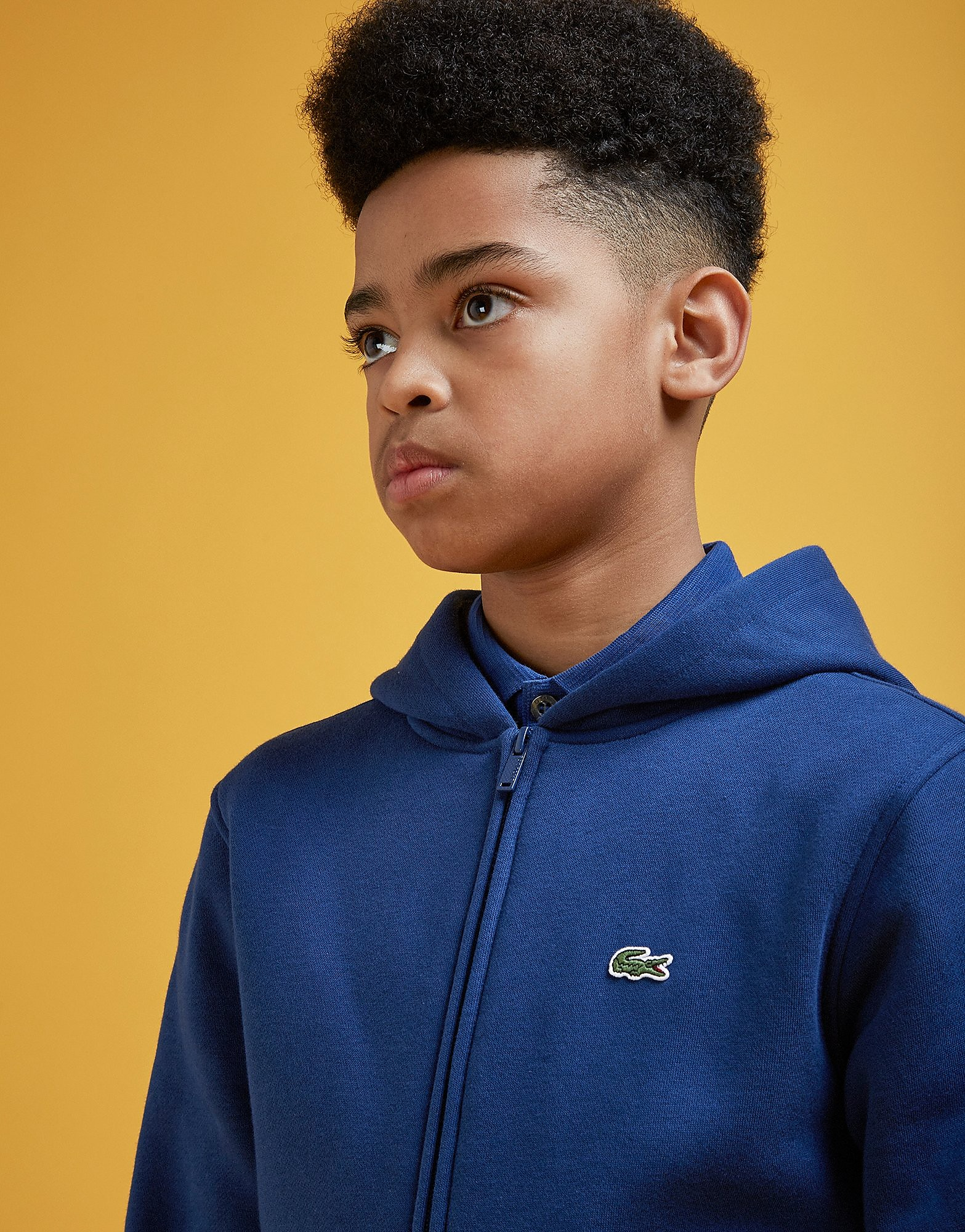Lacoste Full Zip Hoodie Junior