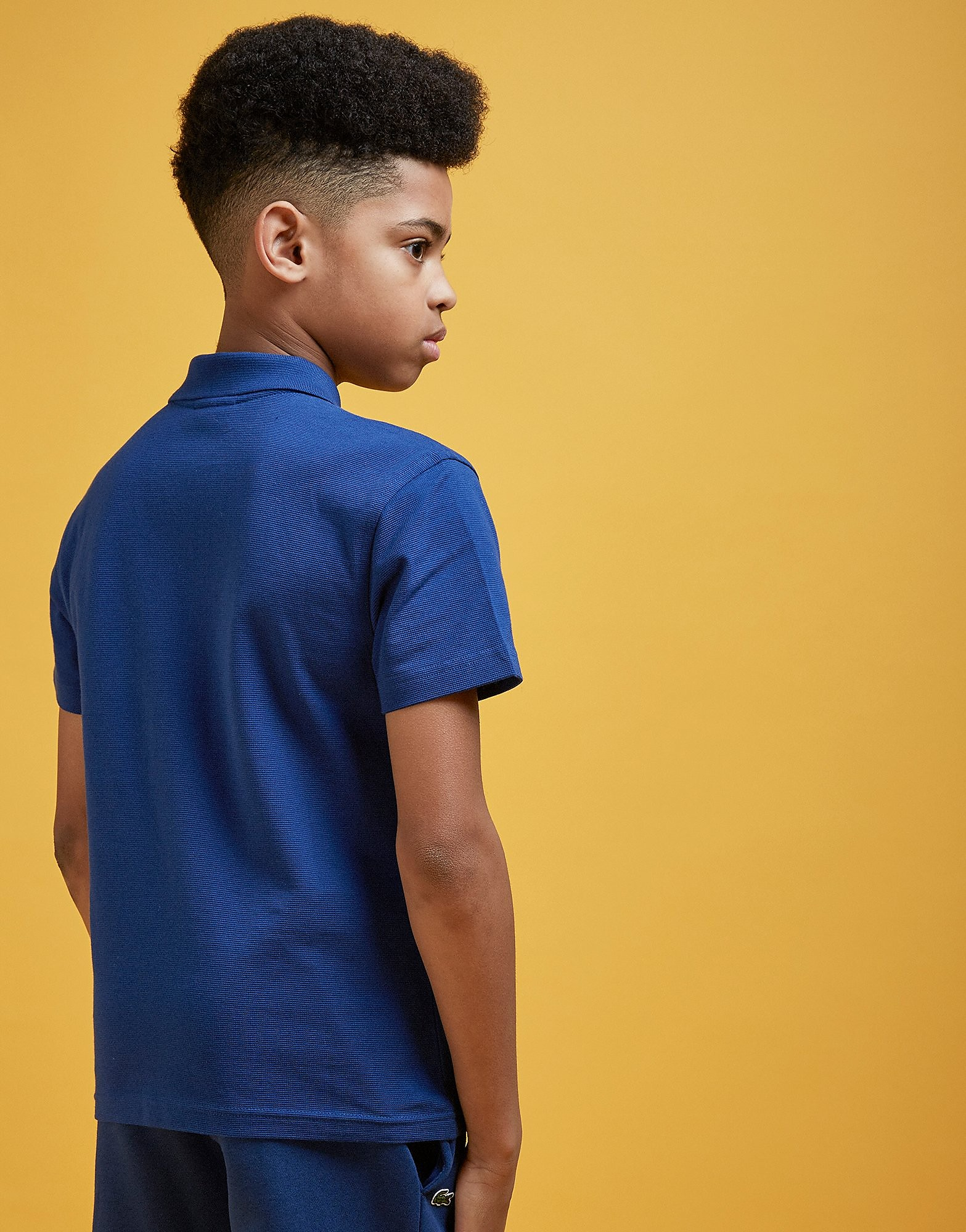 Lacoste Logo Polo Shirt Junior