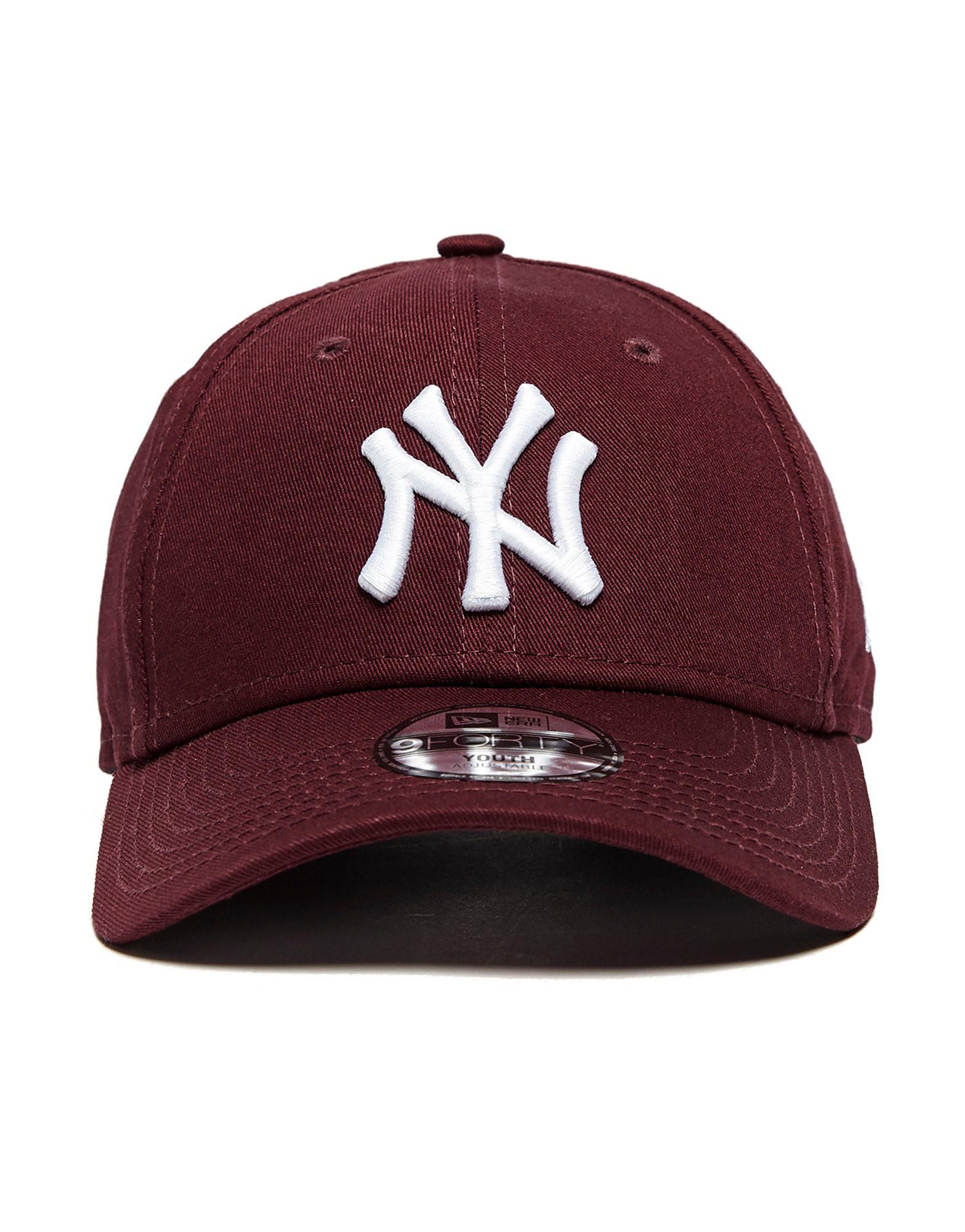 New Era 9Forty New York Yankees Junior Camo Cap