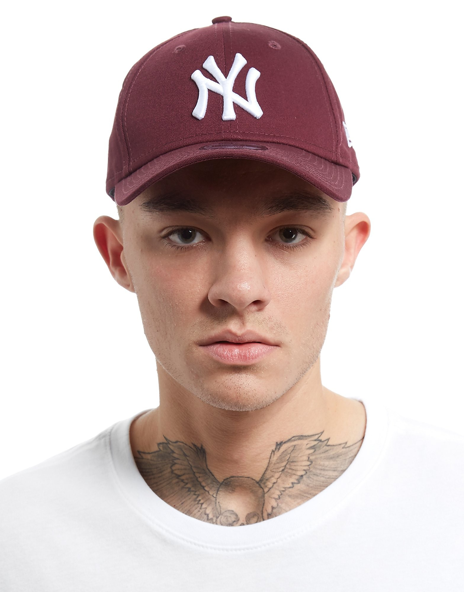 New Era 9Forty New York Yankees Cap Junior