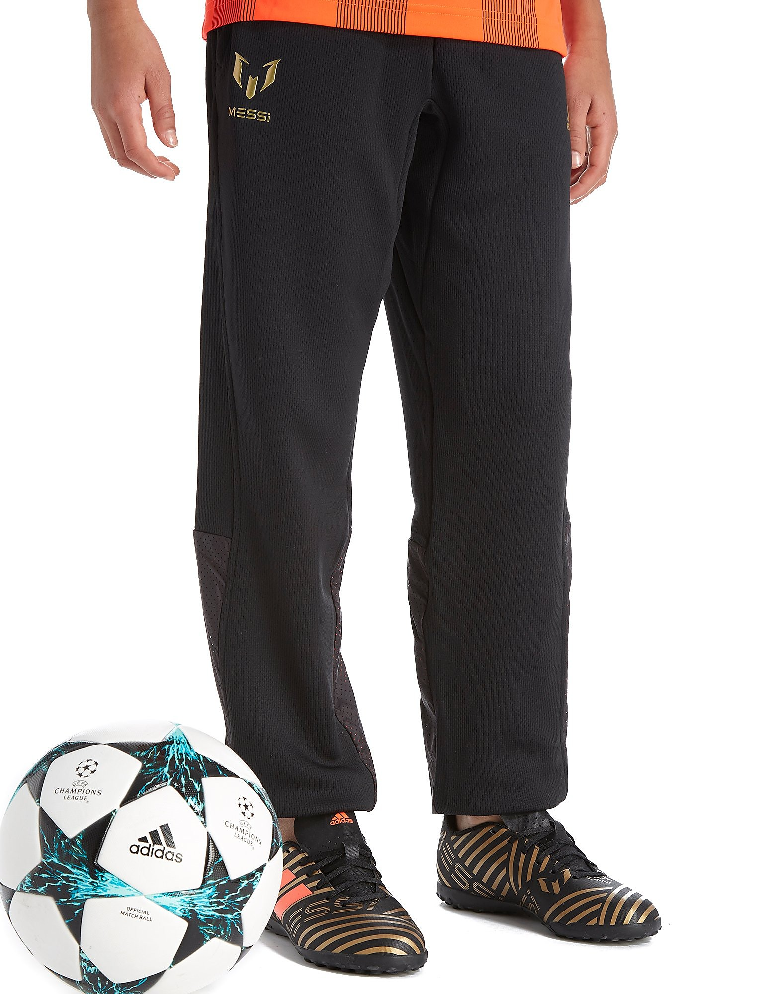 adidas Messi Knit Pants Junior