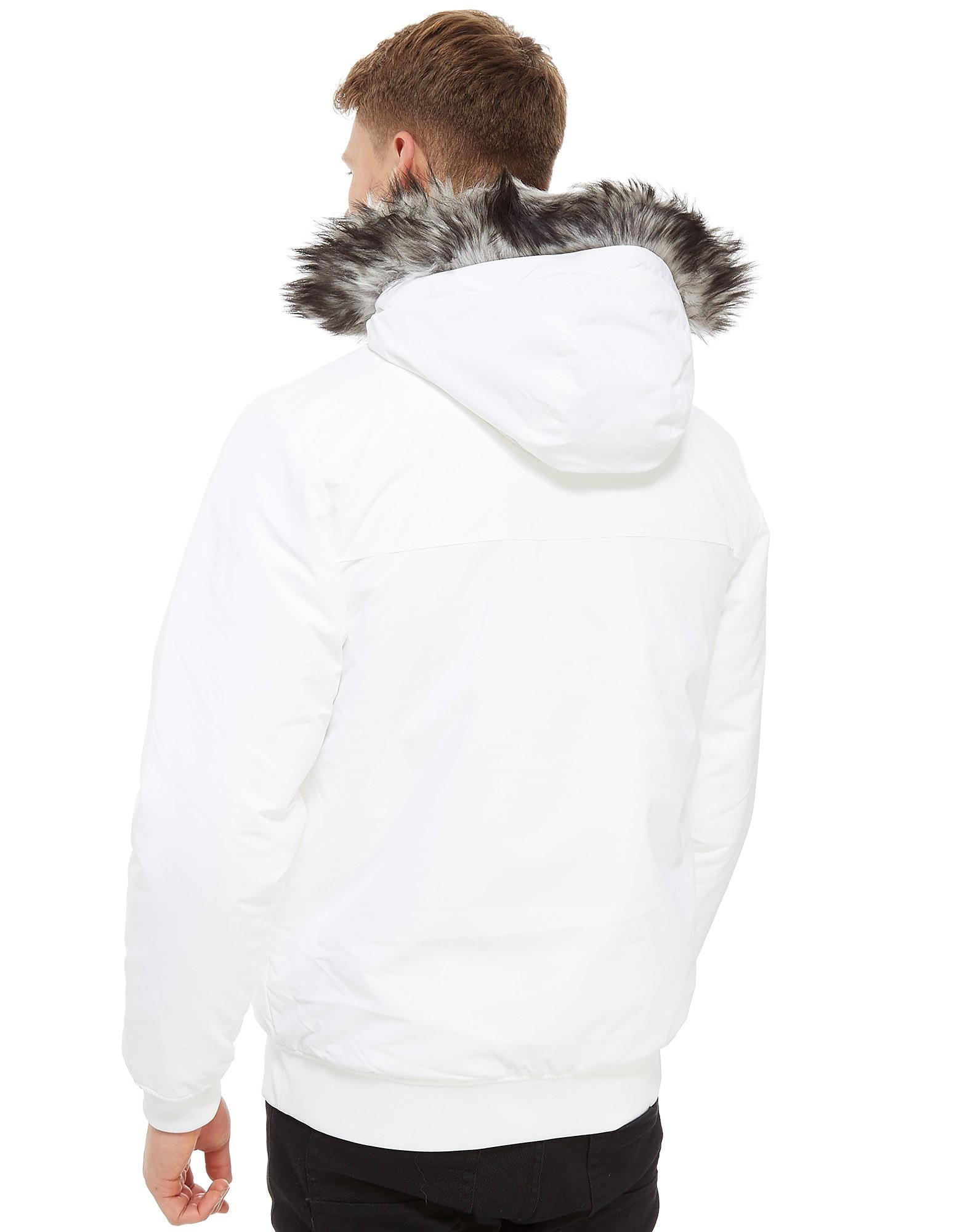 adidas Originals parka Trefoil Fur