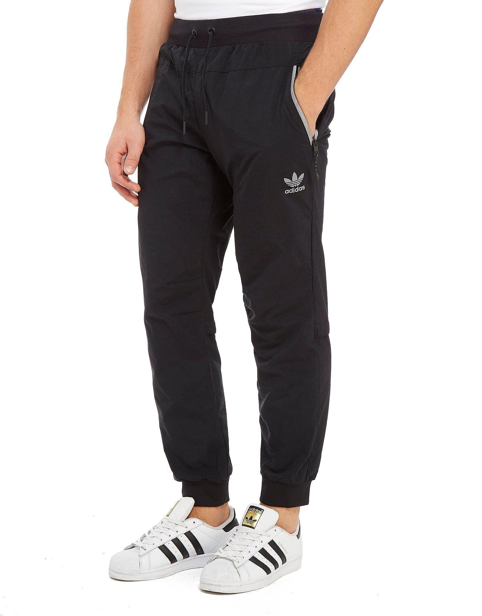 adidas Originals Sportlux Woven Pants Heren - Zwart - Heren