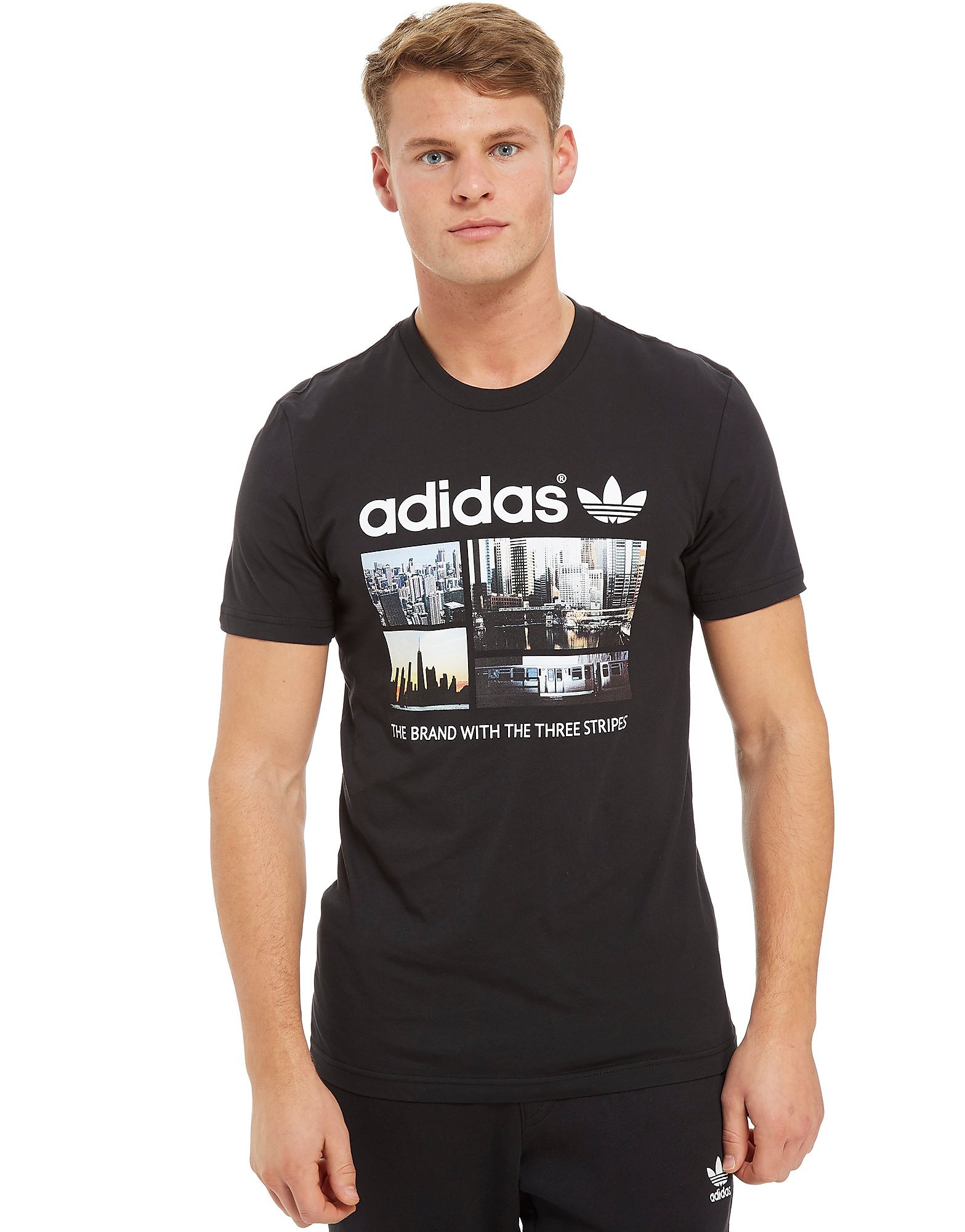 adidas Trefoil Photo T-Shirt