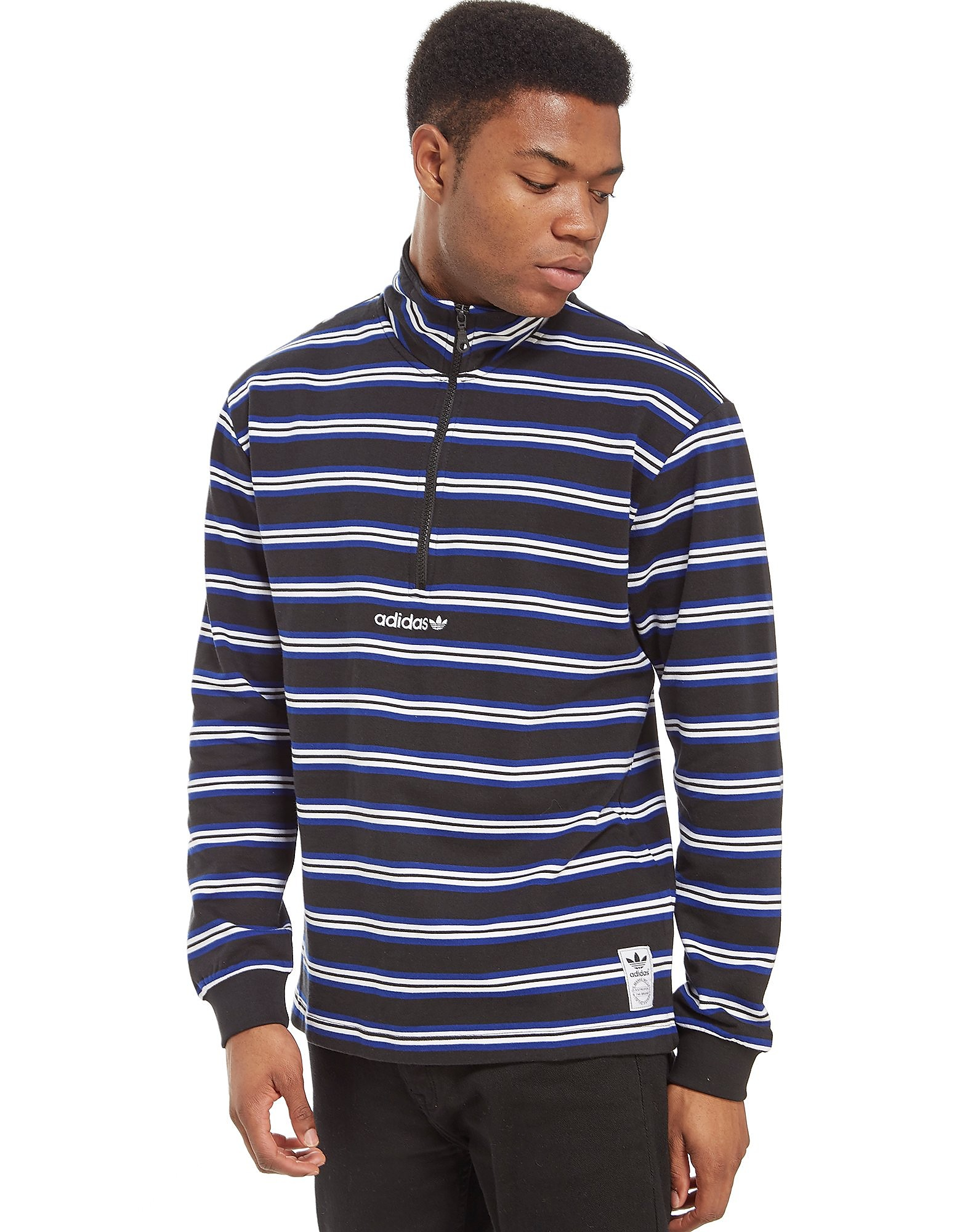 adidas Originals St Peter 1/2 Zip Sweatshirt