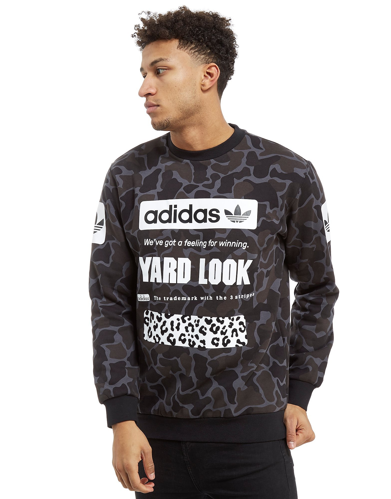 adidas Originals Street Sweatshirt