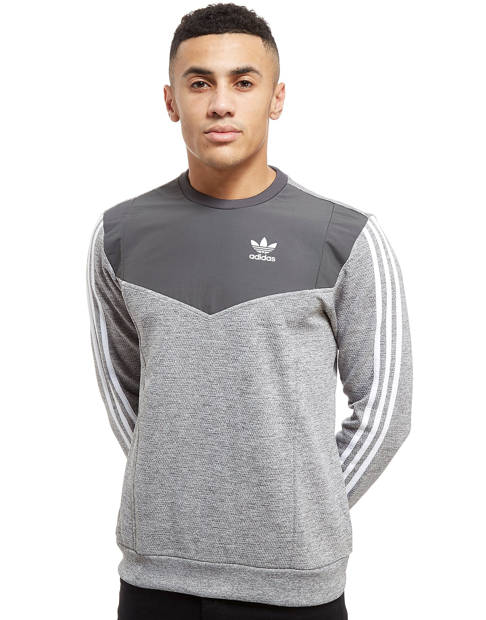 adidas Originals Nova Woven Crew Sweatshirt