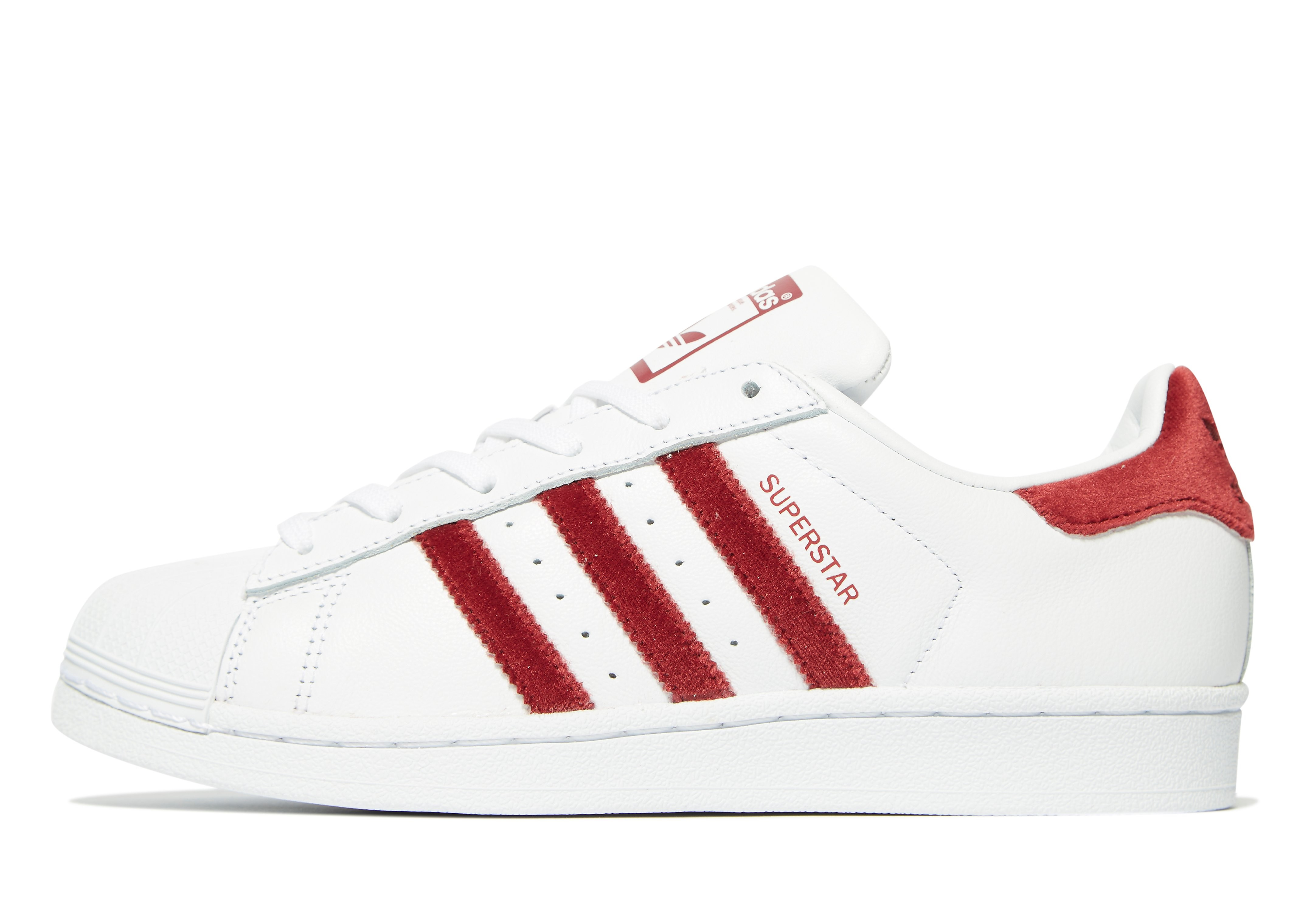 adidas Originals Superstar Velvet Women's