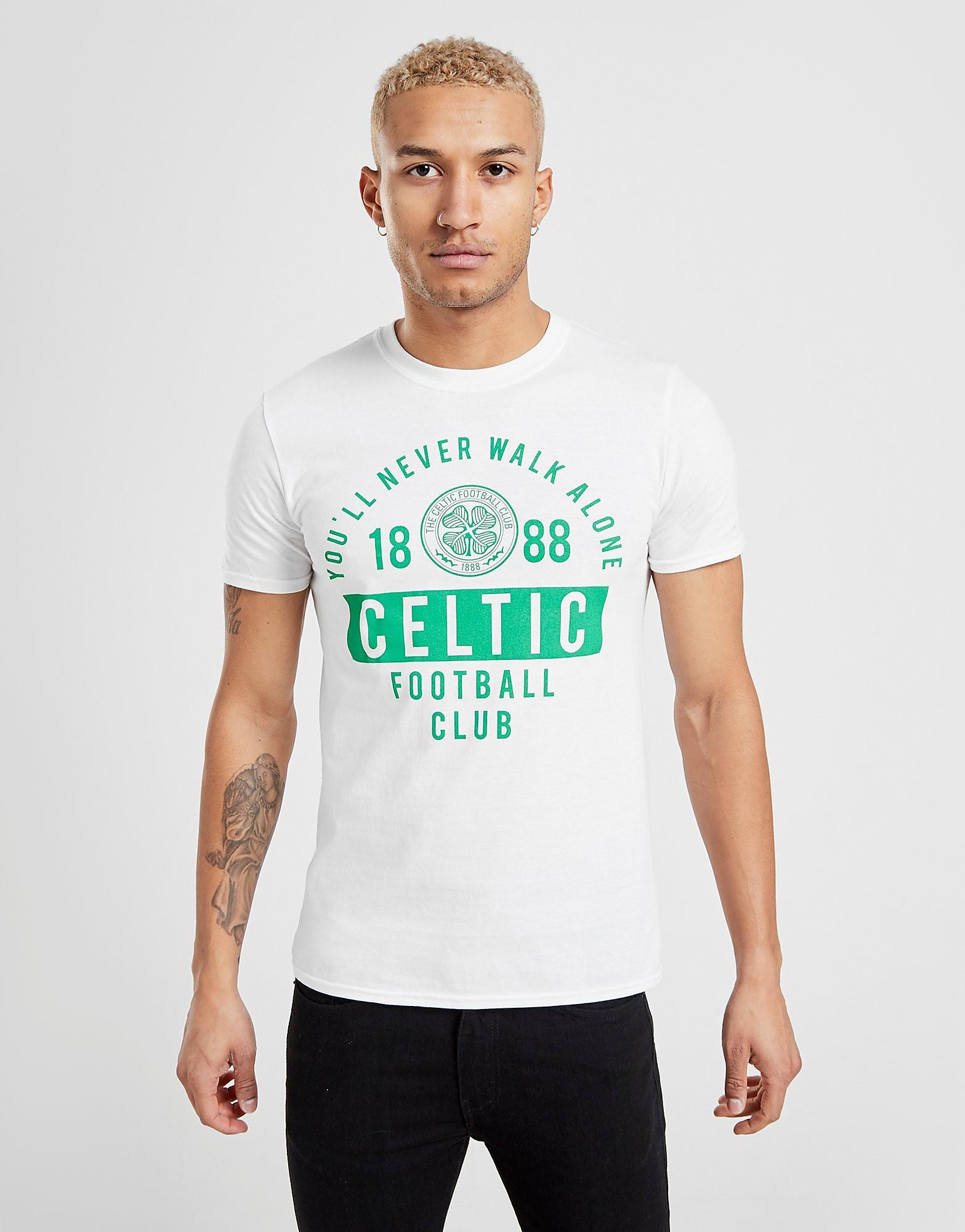 New Balance Celtic You'll Never Walk Alone Shirt