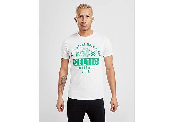 Official Team camiseta Celtic You'll Never Walk Alone
