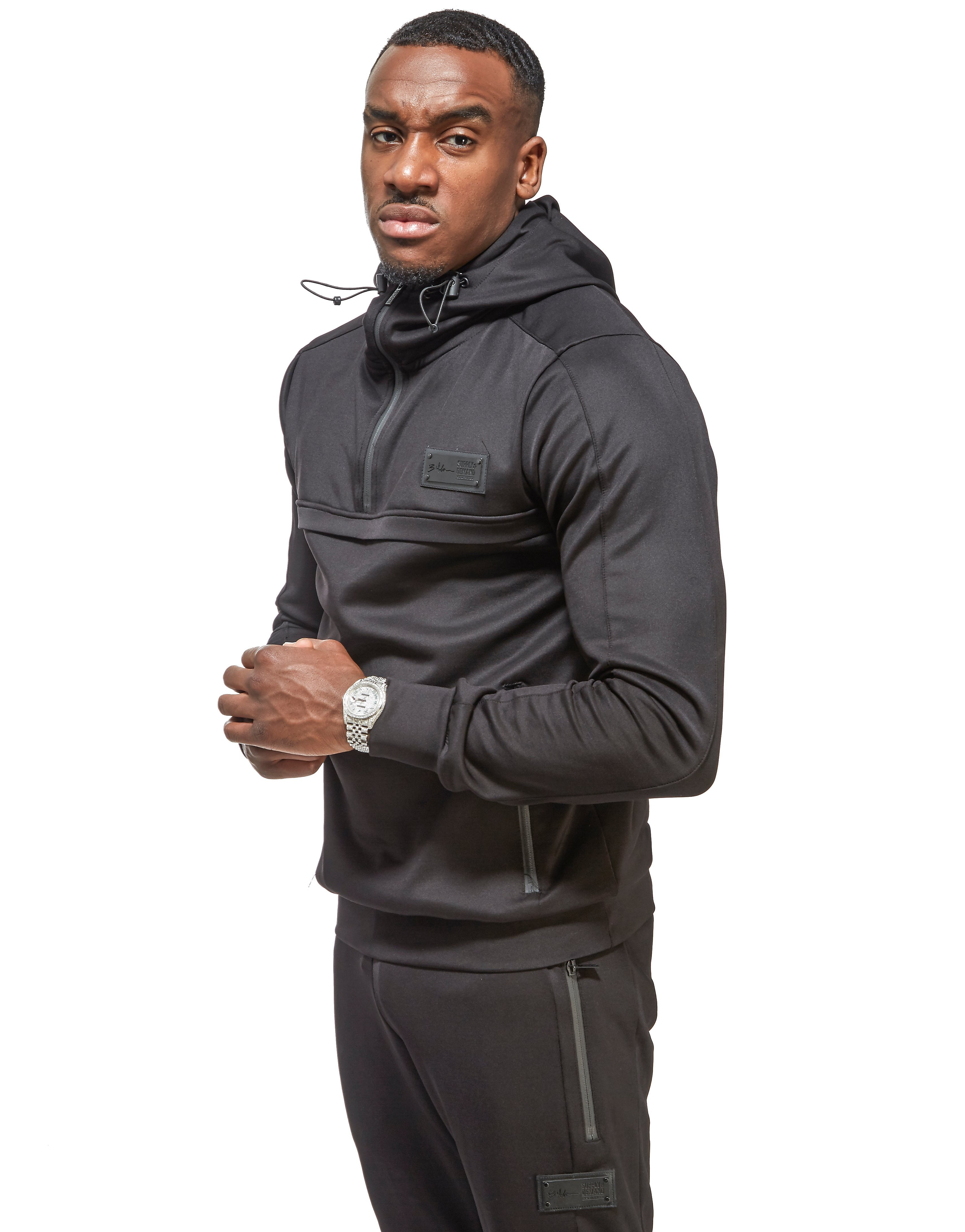 Supply & Demand Bugzy Malone BM Hoodie - Only at JD, Black