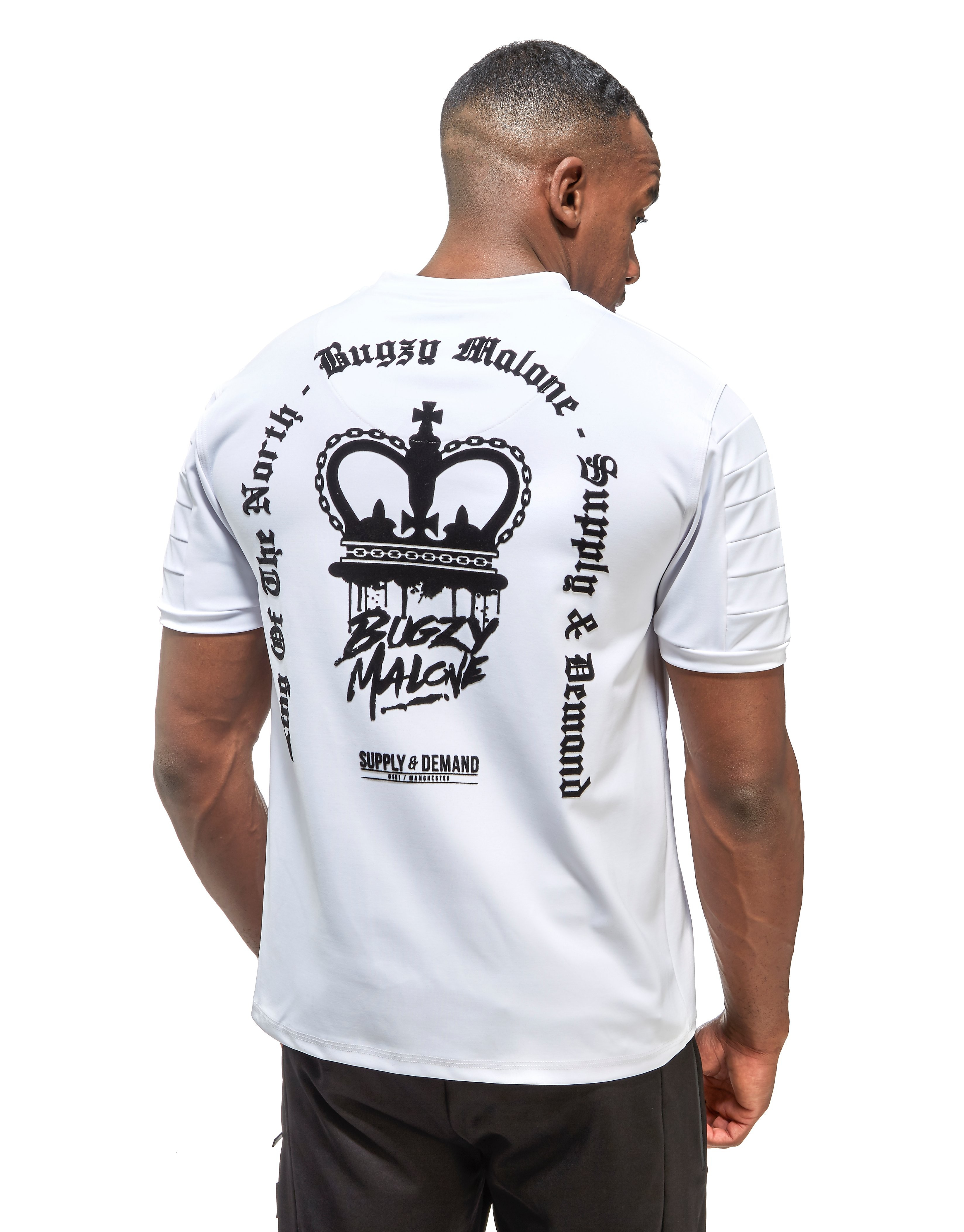 Supply & Demand Bugzy Malone King Gothic T-Shirt PRE ORDER