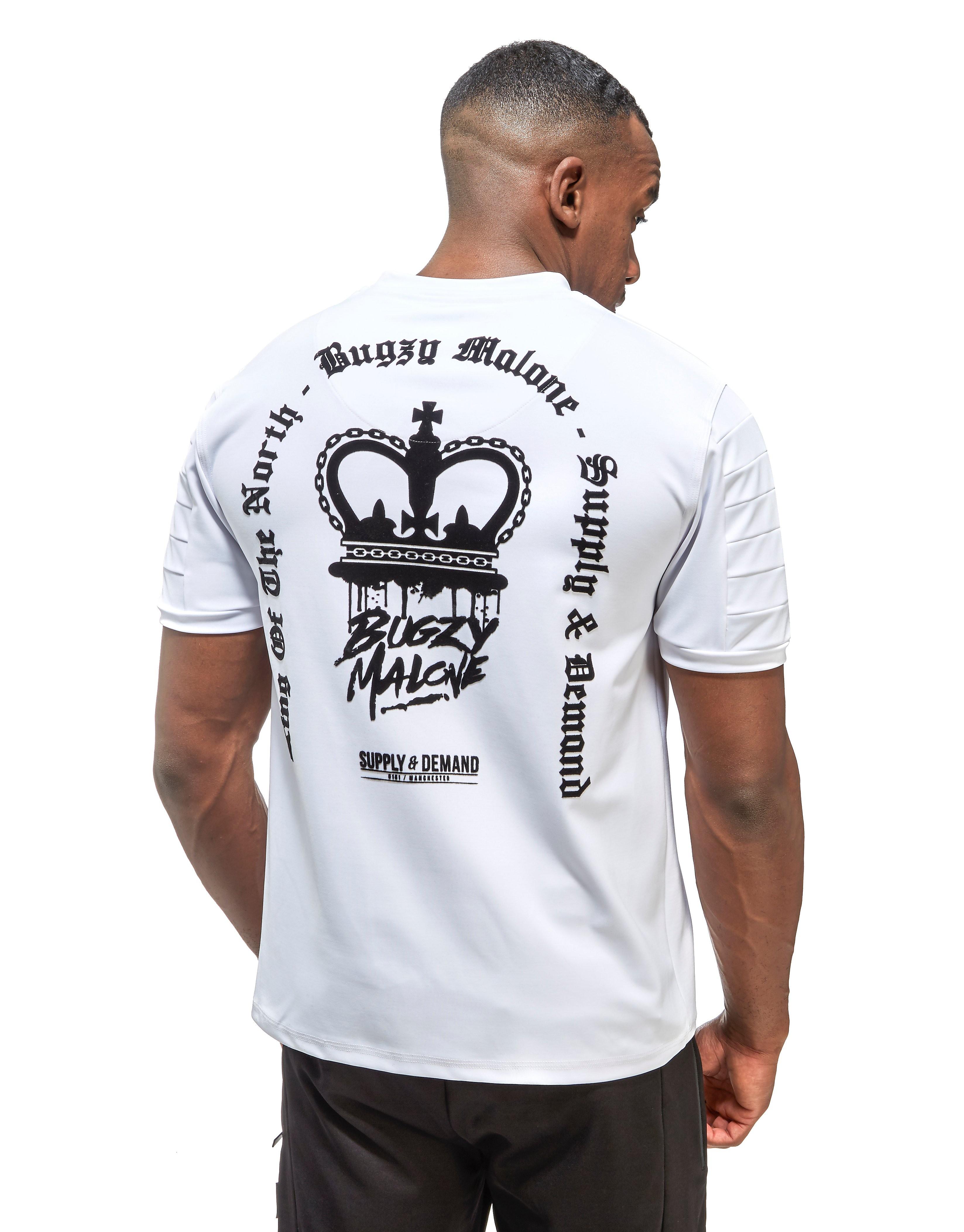 Supply & Demand Bugzy Malone King Gothic T-Shirt