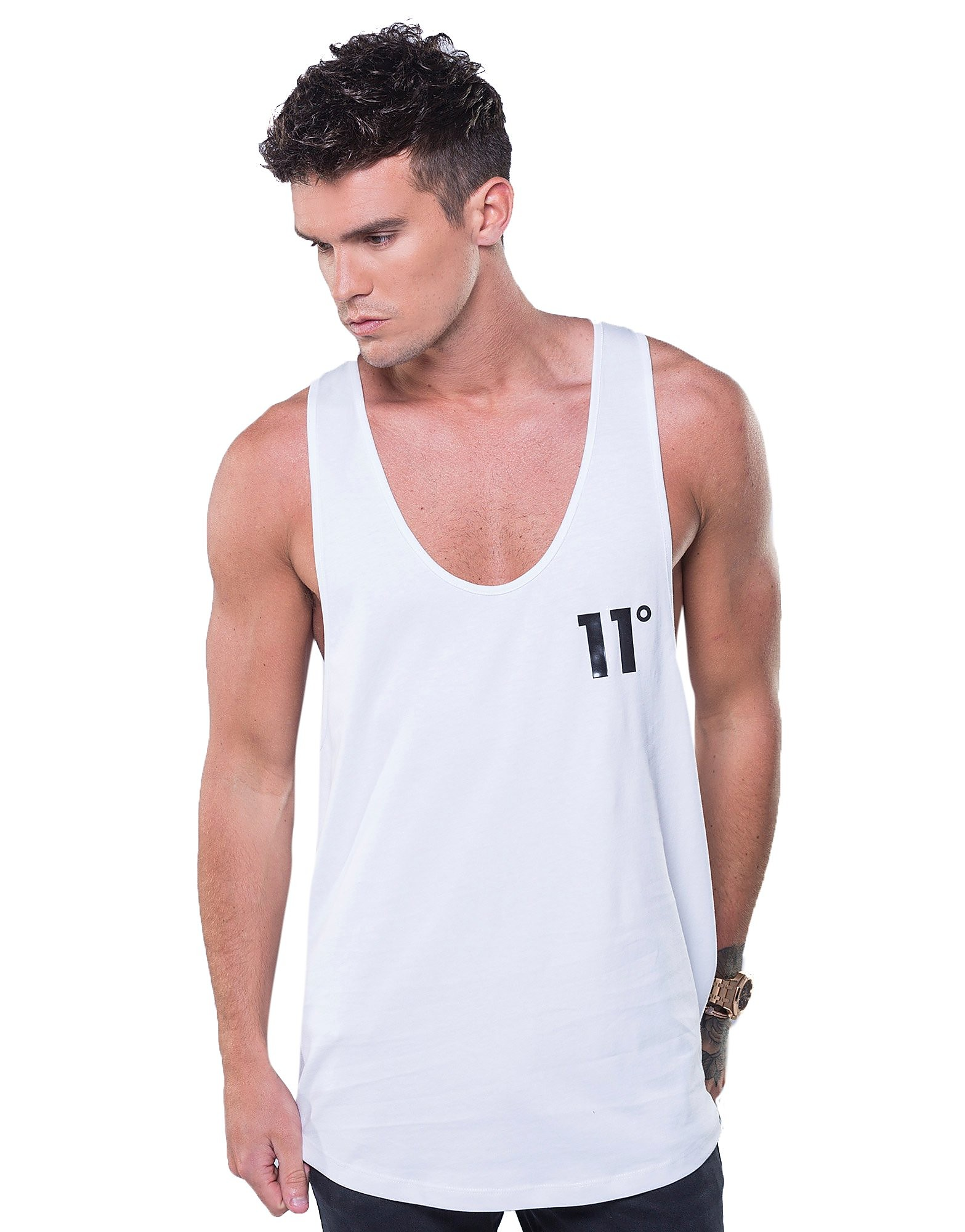 11 Degrees Core Small Logo Vest