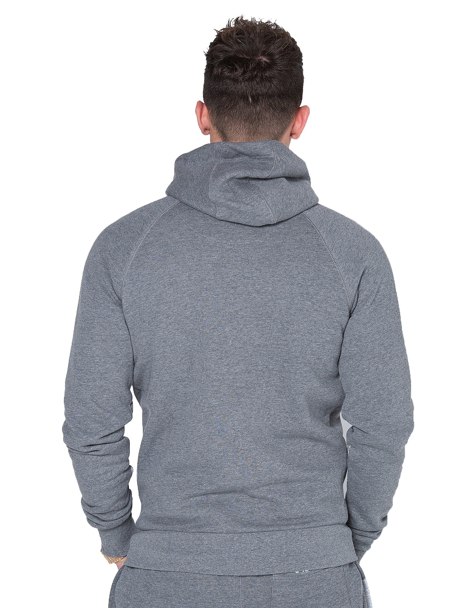 11 Degrees Zip Through Fleece Hoody