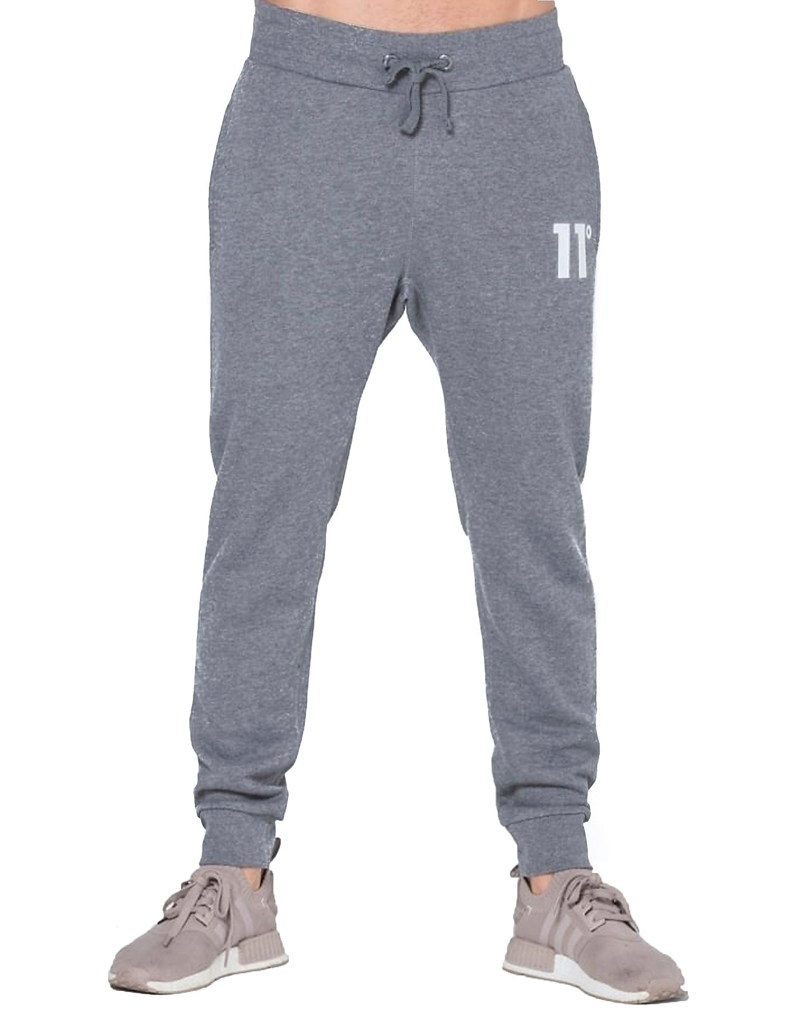 11 Degrees Core Fleece Pantalon - gris, gris