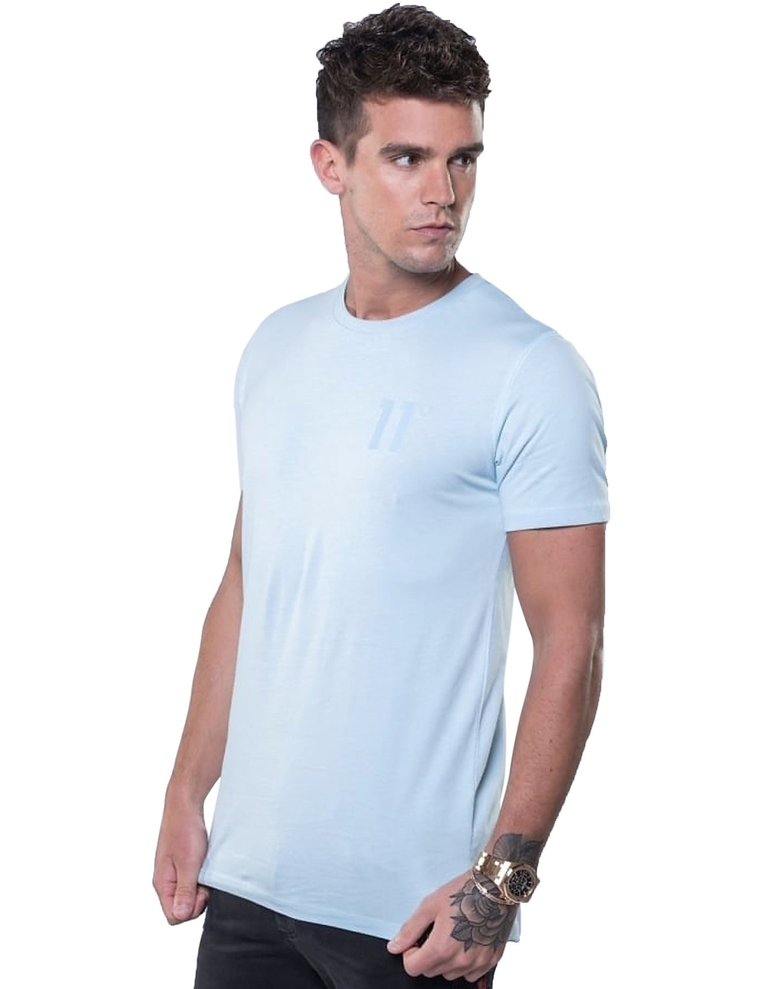 11 Degrees Core Small Logo T-Shirt