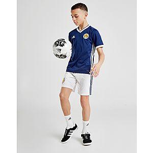 59a2c2cf3 ... adidas Scotland 2018 19 Home Shirt Junior