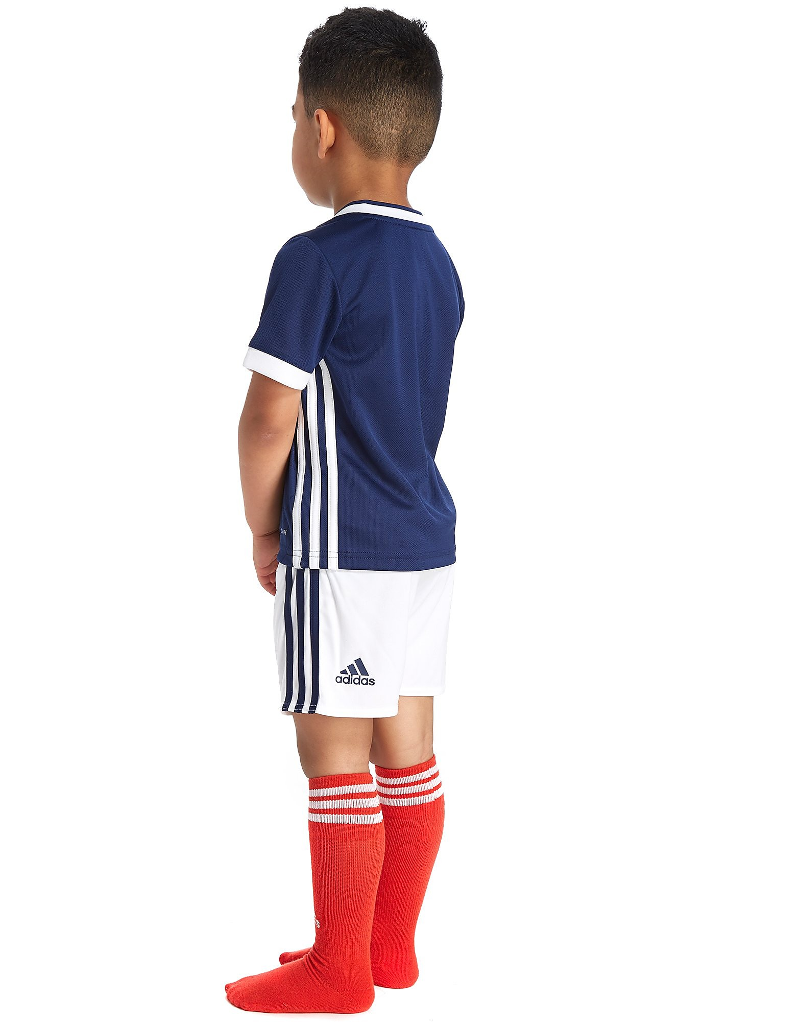 adidas Scotland 2017/18 Home Kit Children