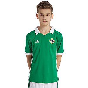 68907783a adidas Northern Ireland 2018 19 Home Shirt Junior ...
