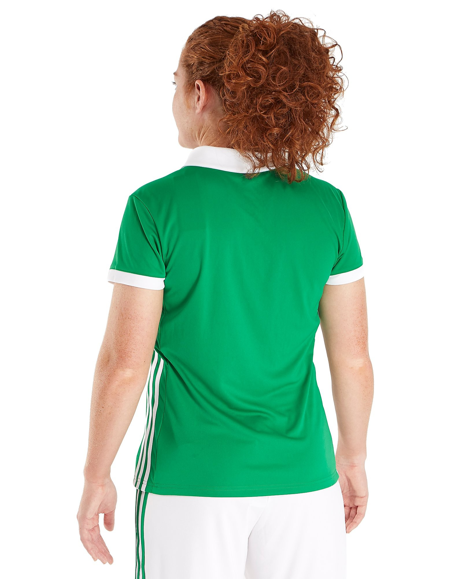 adidas Northern Ireland 2017/18 Home Shirt Womens